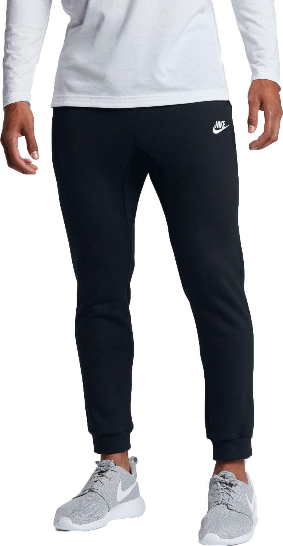1c06fa14df94 Lyst - Nike Sportswear Club Fleece Joggers in Black for Men