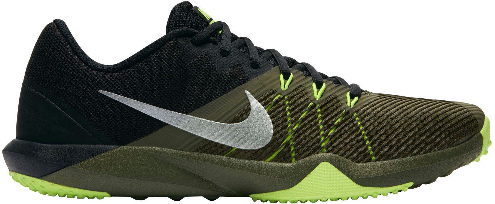 Nike. Men's Green Retaliation Tr Training Shoes