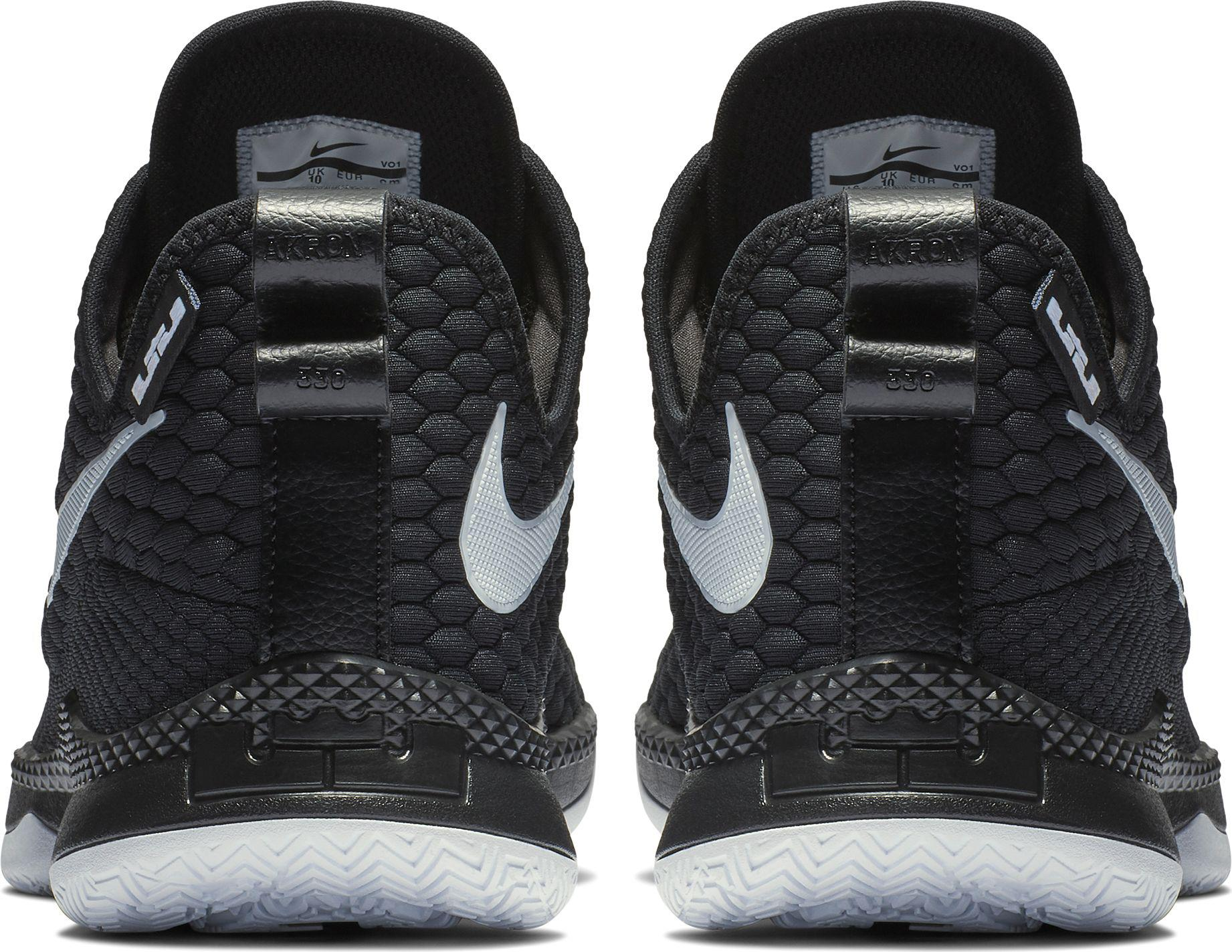 brand new 4c41f 47d05 ... where to buy nike black lebron witness iii basketball shoes for men  lyst. view fullscreen
