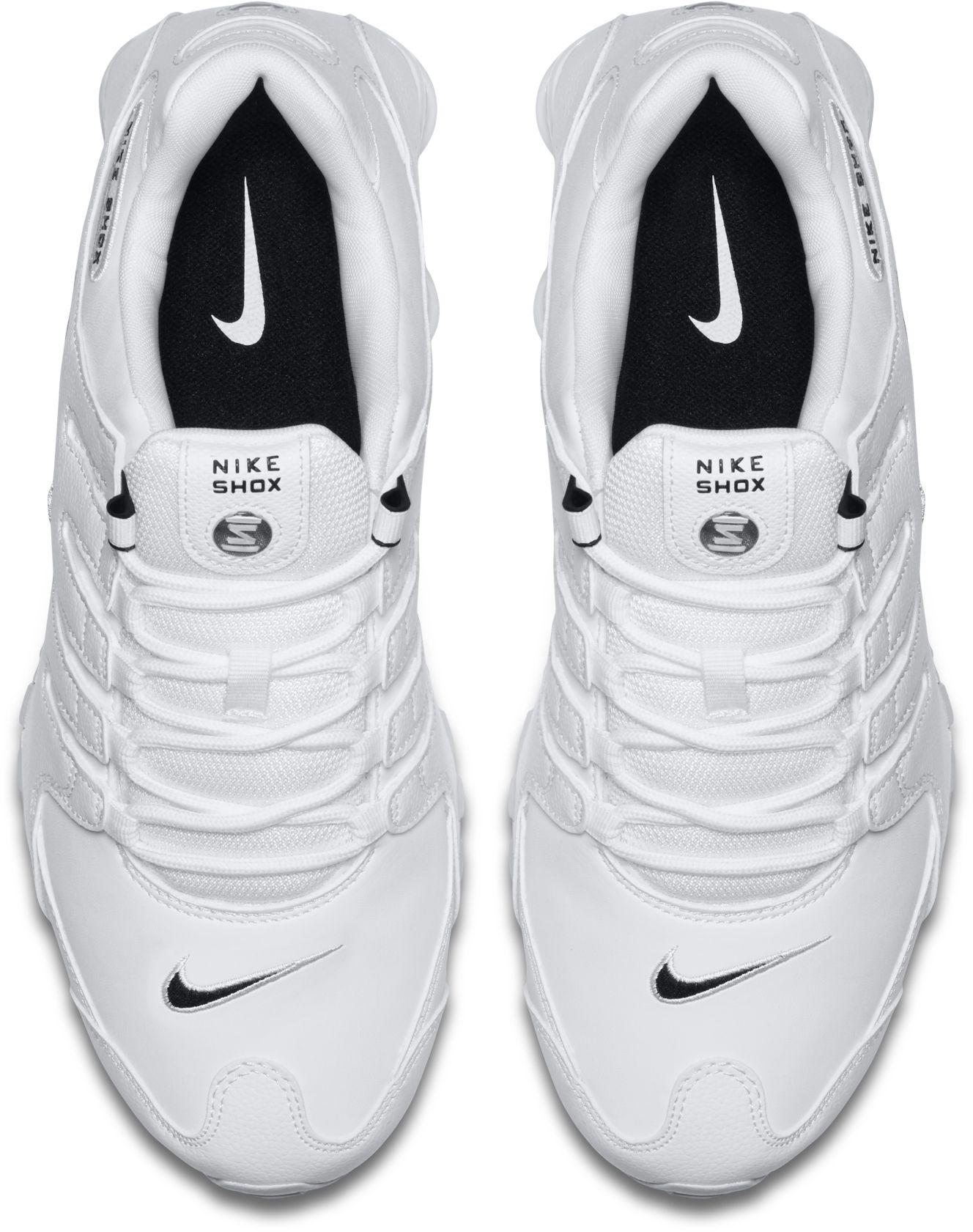 0353090aa68 Lyst - Nike Shox Nz Shoes in White for Men