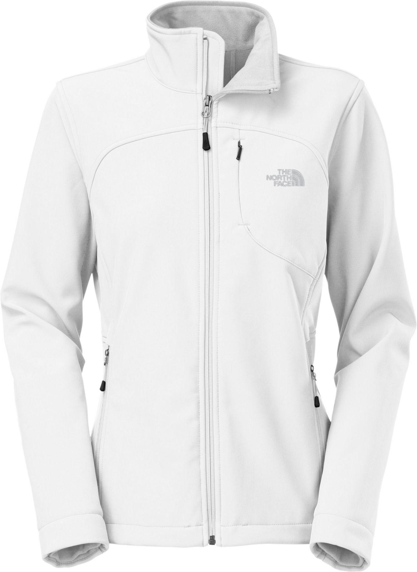 bdf0de2a618f Lyst - The North Face Apex Bionic Soft Shell Jacket in White
