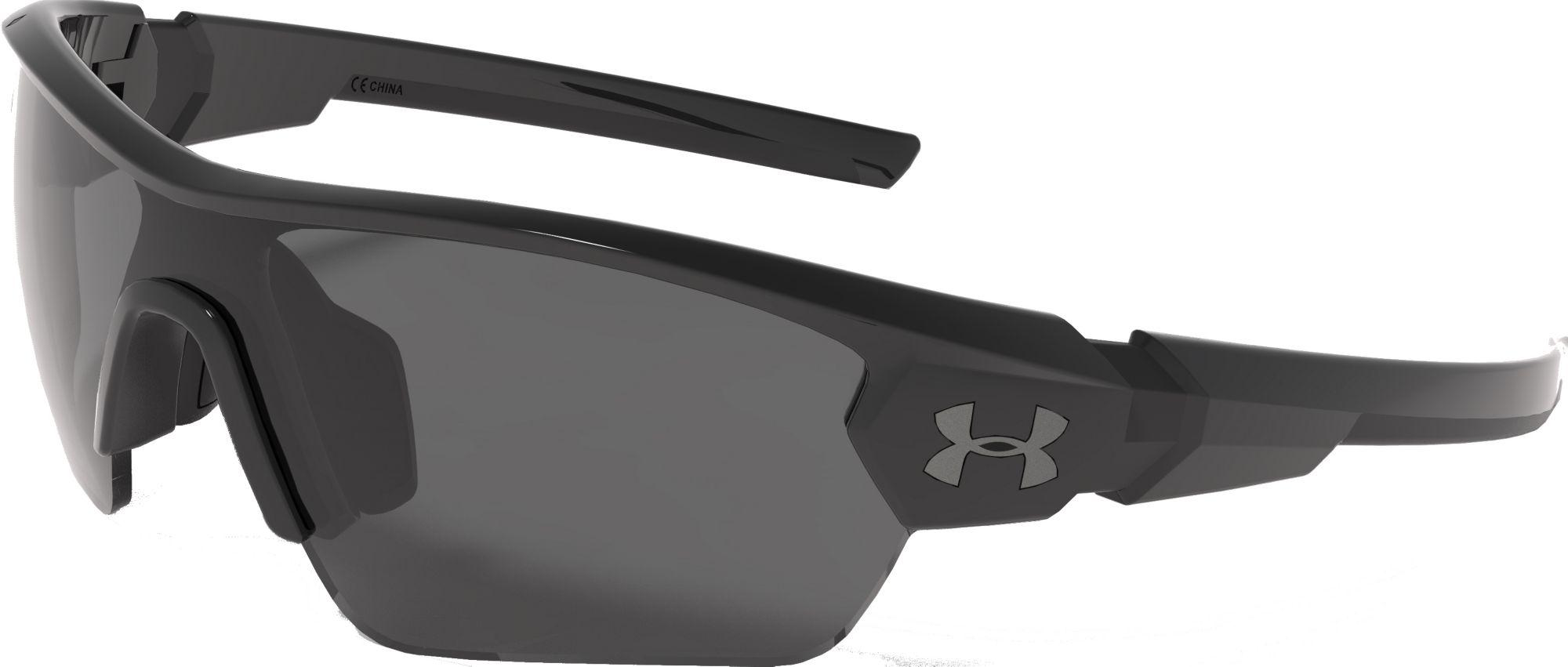c17f9ee41b Lyst - Under Armour Youth Menace Sunglasses in Black for Men