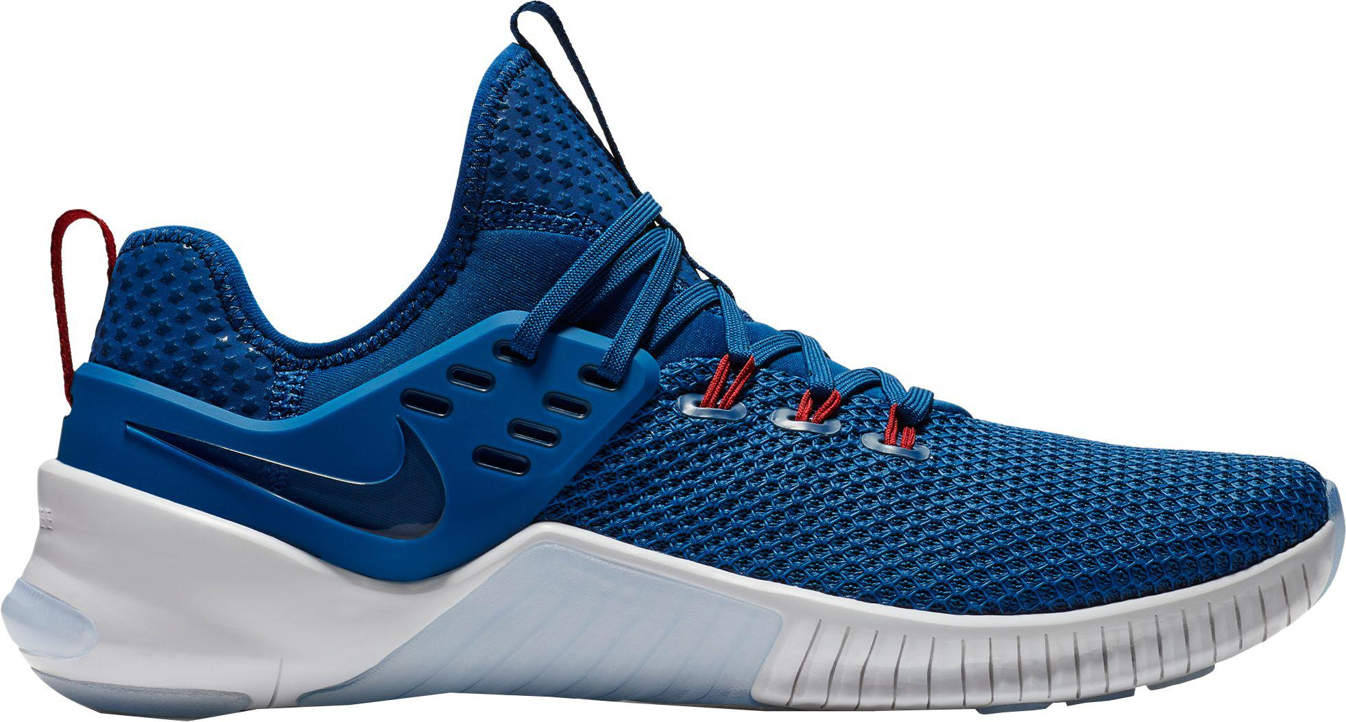 the latest 4ebbb 5eade Nike - Blue Free X Metcon Americana Training Shoes for Men - Lyst