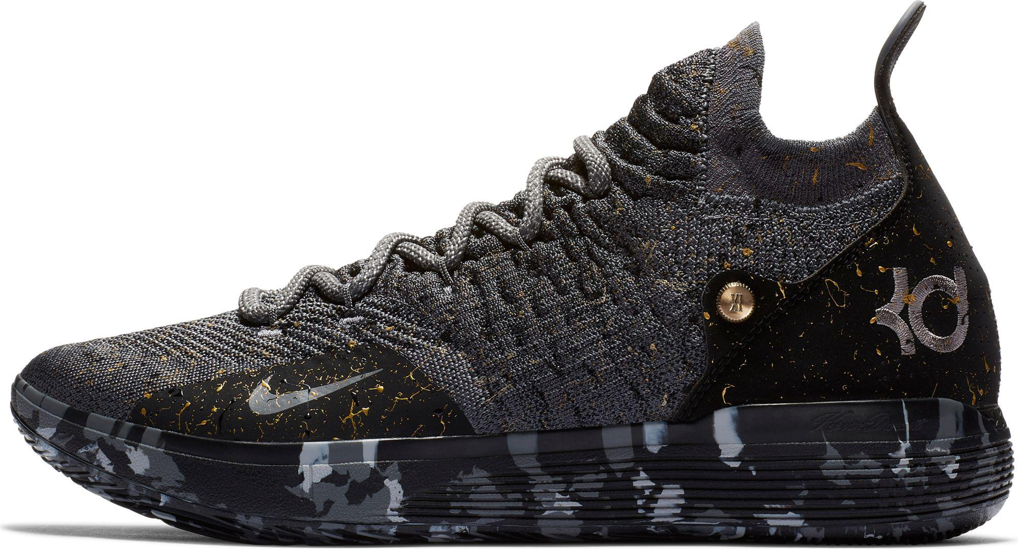 717a525e9110 Lyst - Nike Zoom Kd 11 Basketball Shoes in Metallic for Men