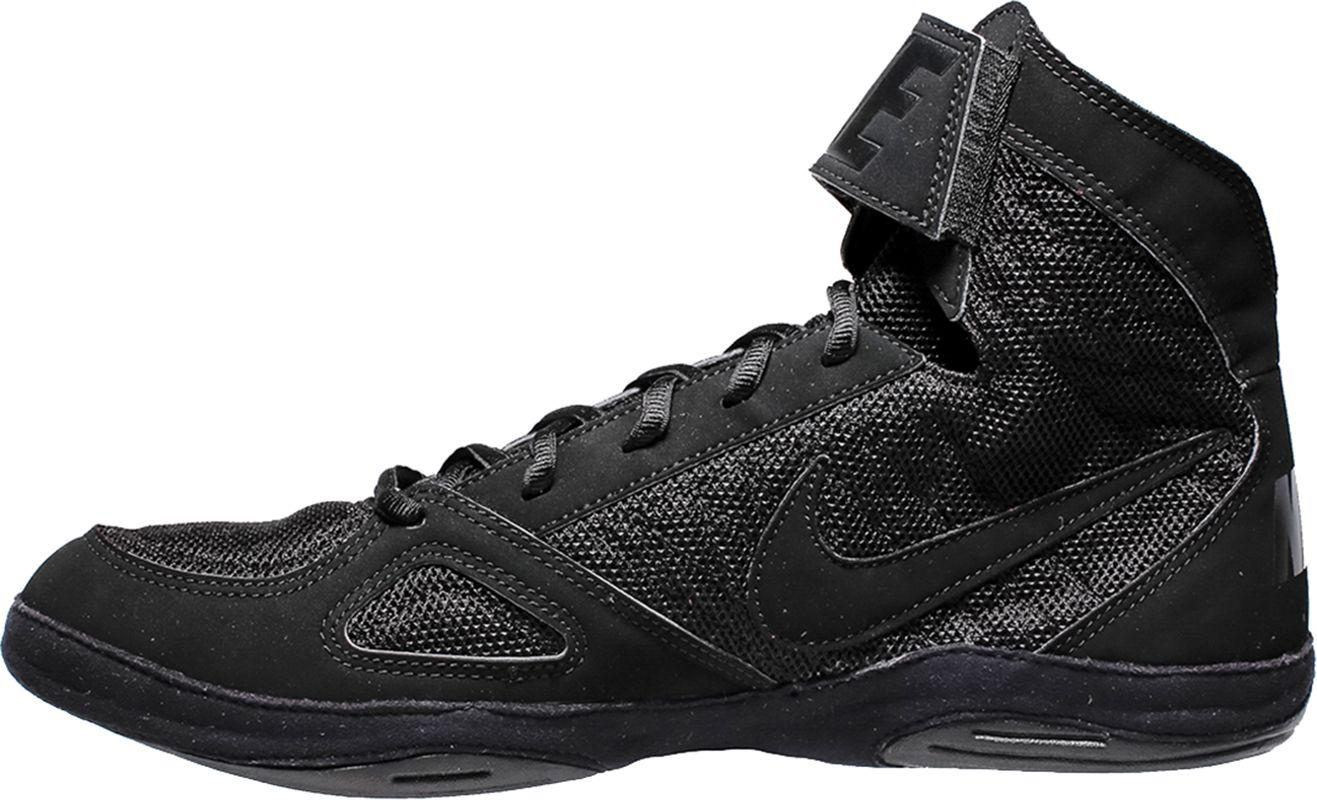 Lyst - Nike Takedown 4 Wrestling Shoes in Black for Men 32b7edbcf