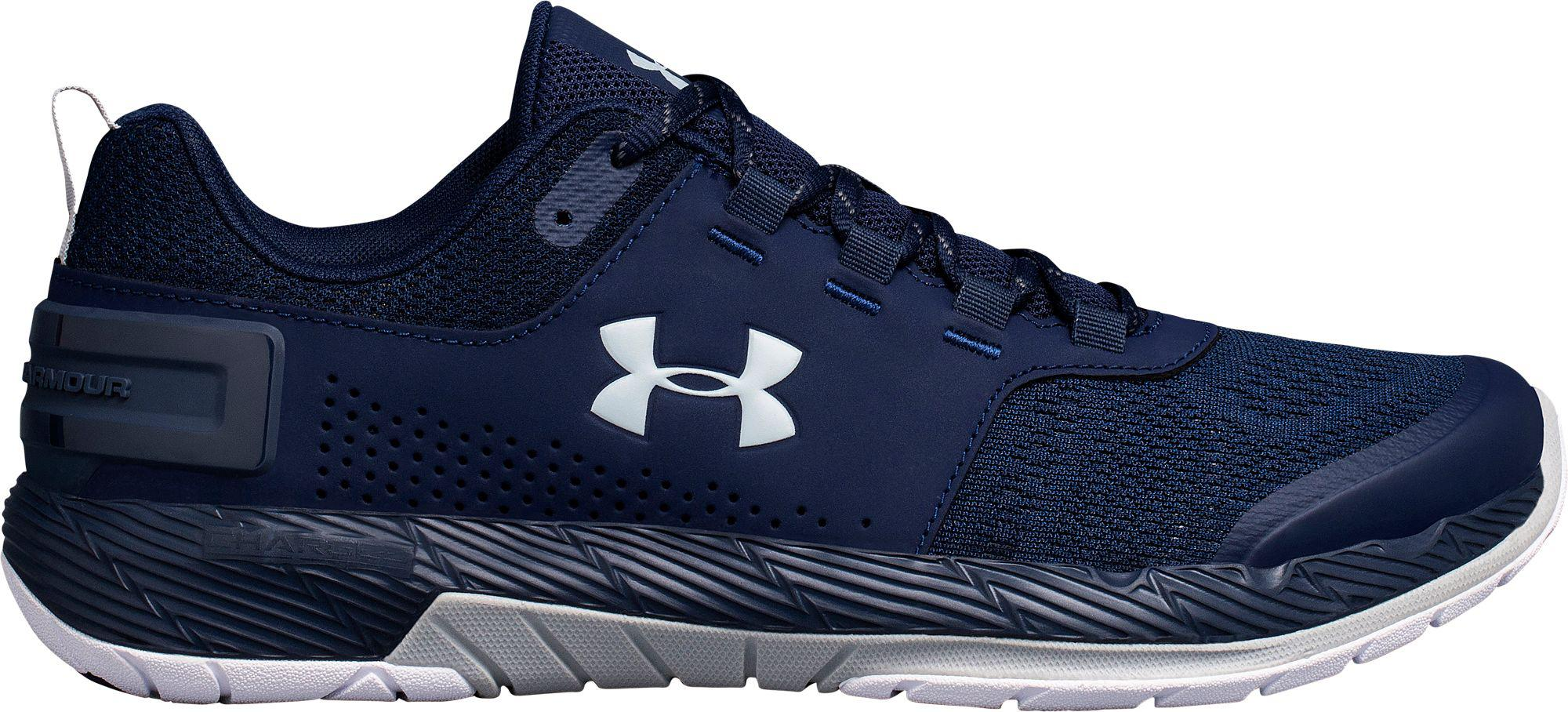 Lyst - Under Armour Commit Tr Ex Training Shoes in Blue for Men f8f66c8c3