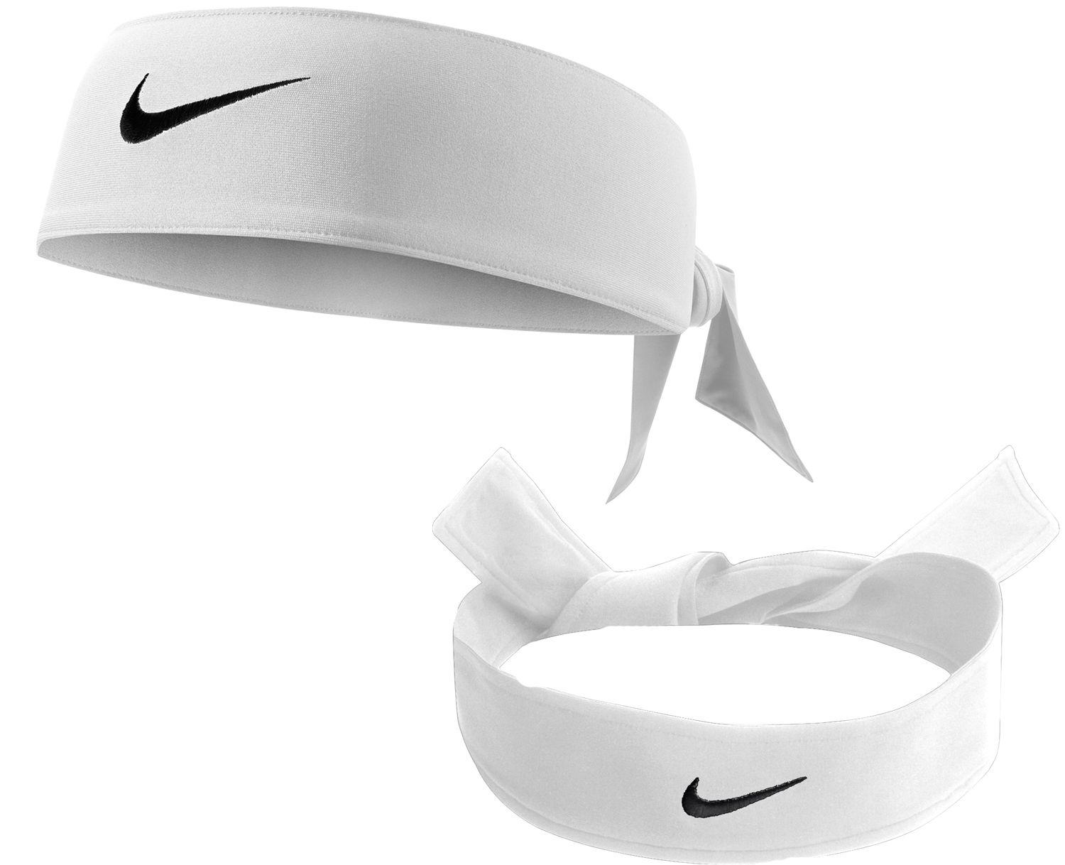 a716352cdeeb Lyst - Nike Dri-fit Head Tie in White