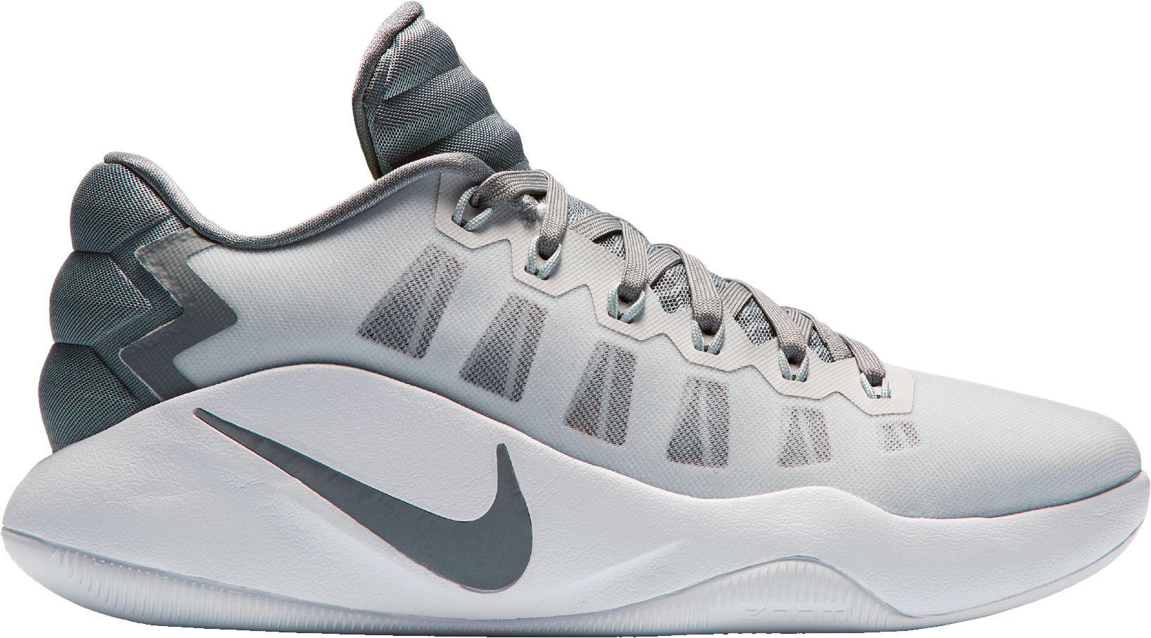 promo code 2d75d a0ada Lyst - Nike Hyperdunk 2016 Low Basketball Shoes in Gray for Men