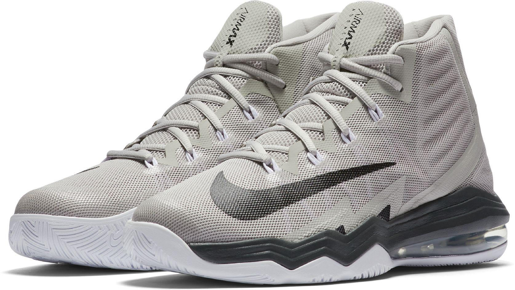 Lyst Nike Air Max Audacity 2016 Basketball Shoes in Gray