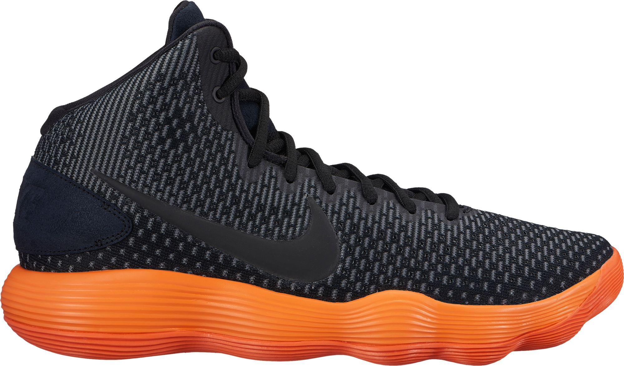 15d105630767 Lyst - Nike React Hyperdunk 2017 Basketball Shoes in Orange for Men