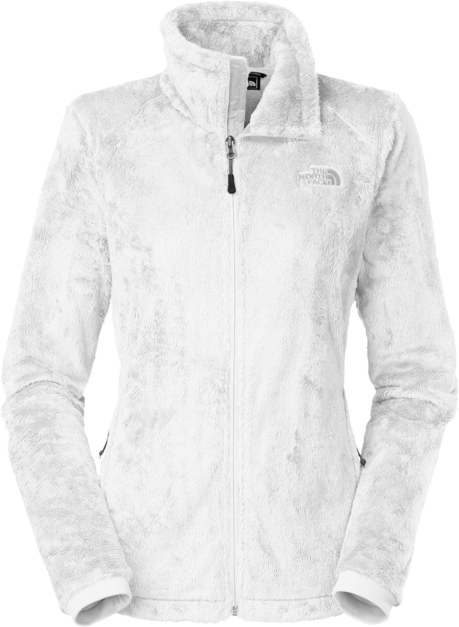 762a86ac9ac7 Lyst - The North Face Osito 2 Fleece Jacket in White