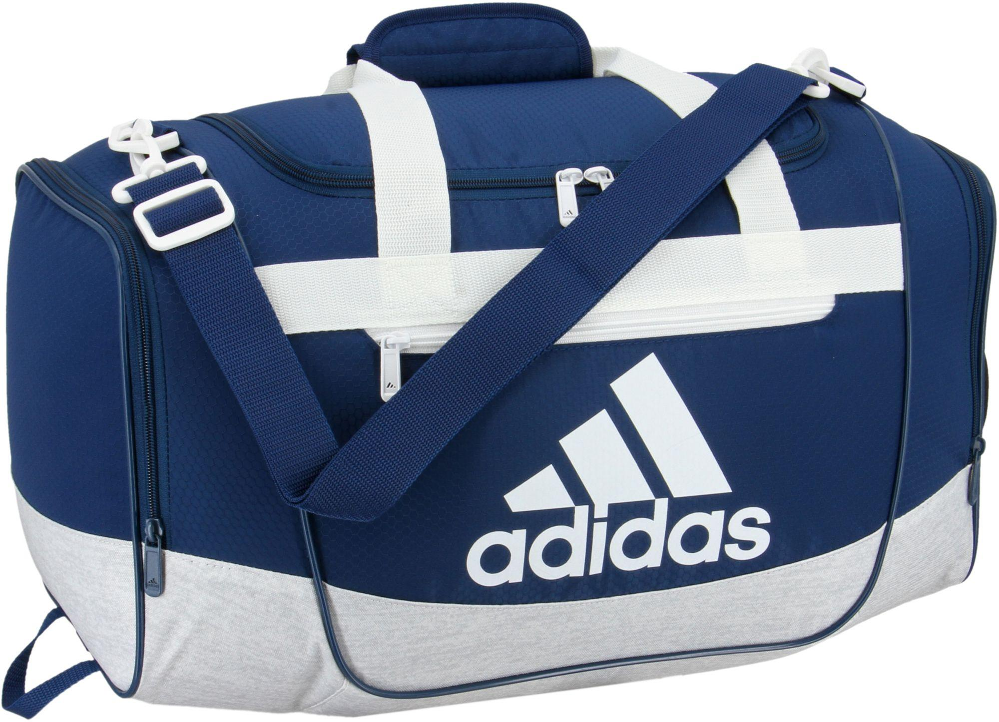 34460b8124 Lyst - adidas Defender Iii Small Duffle Bag in Blue for Men