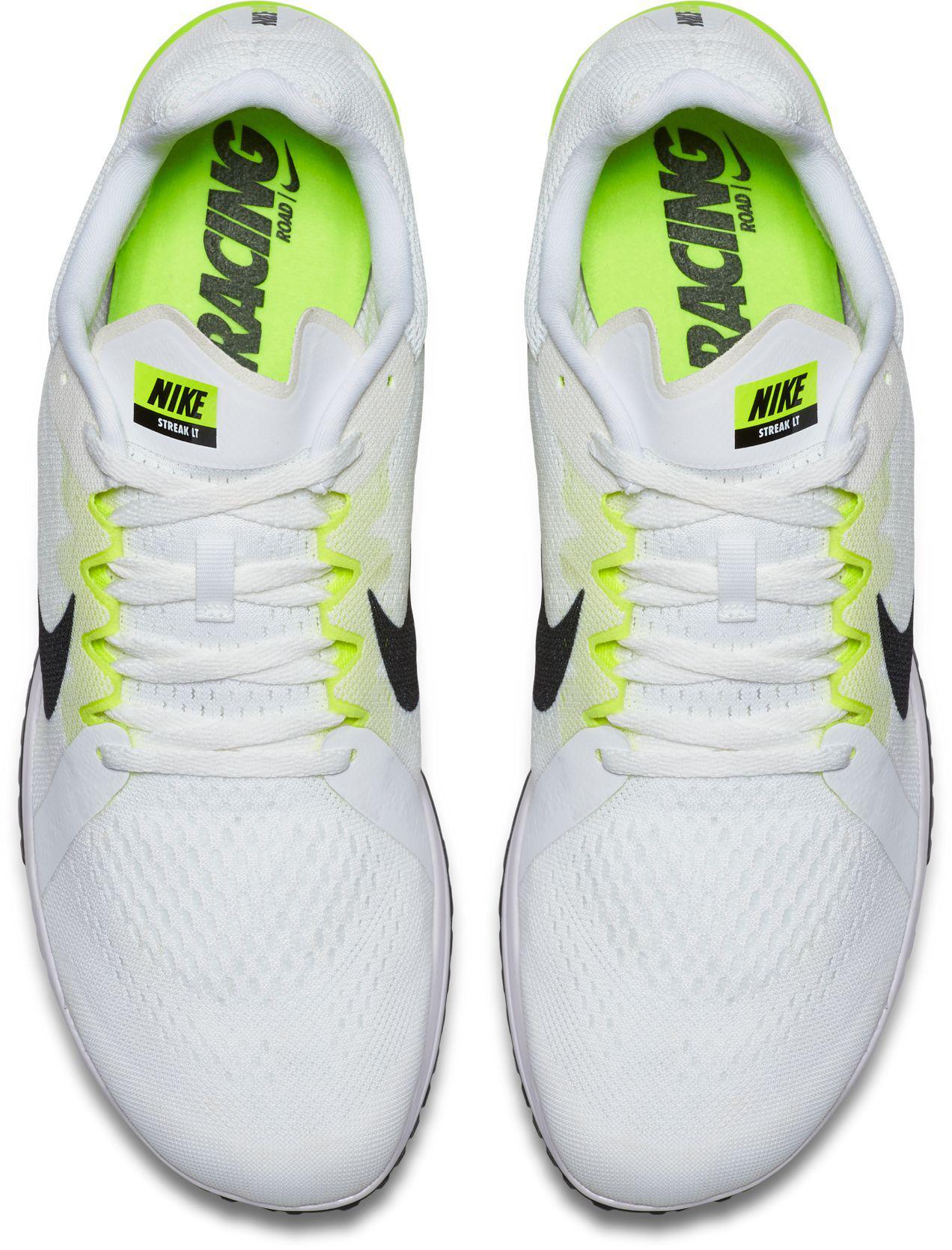 wholesale dealer f6eba 5048b Nike - White Zoom Streak Lt 3 Track And Field Shoes for Men - Lyst