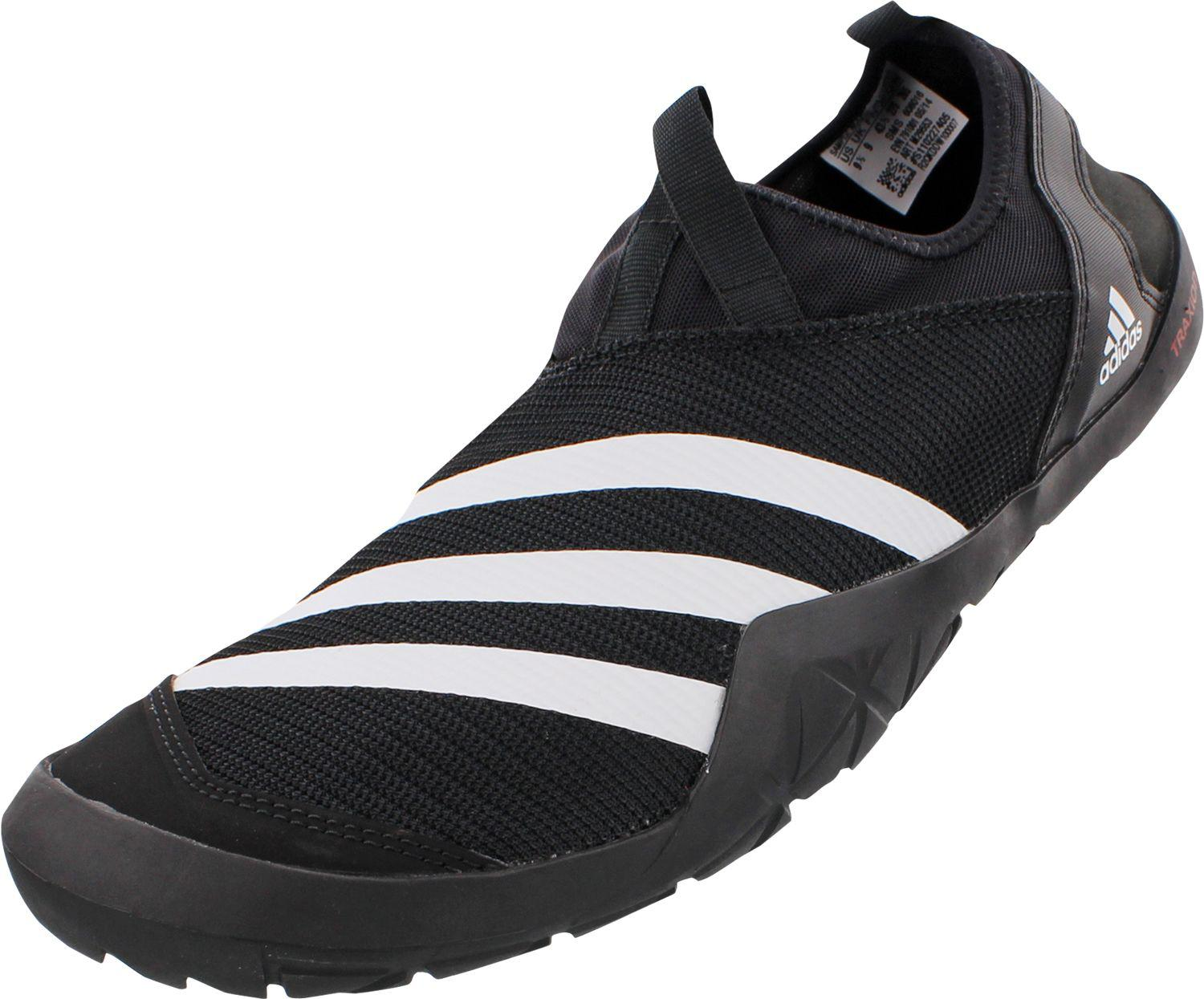 3ce9b7b83555f1 Lyst - adidas Outdoor Climacool Jawpaw Slip-on Water Shoes in Black ...