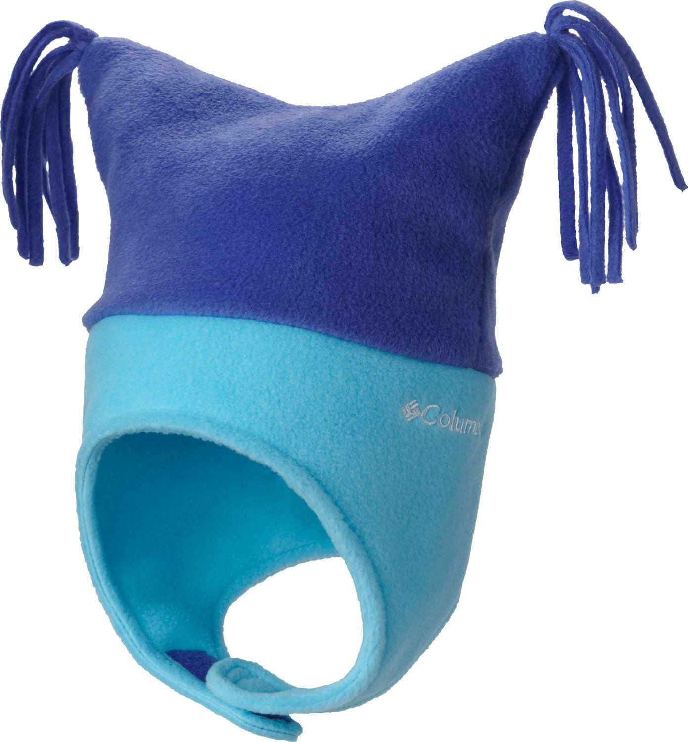 b1aba93d5ad Lyst - Columbia Toddler Pigtail Hat in Blue