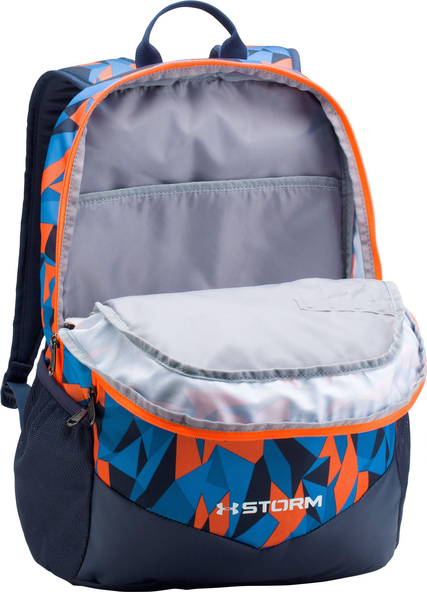 Lyst - Under Armour Youth Scrimmage Backpack in Blue ea50ad4ec0e22