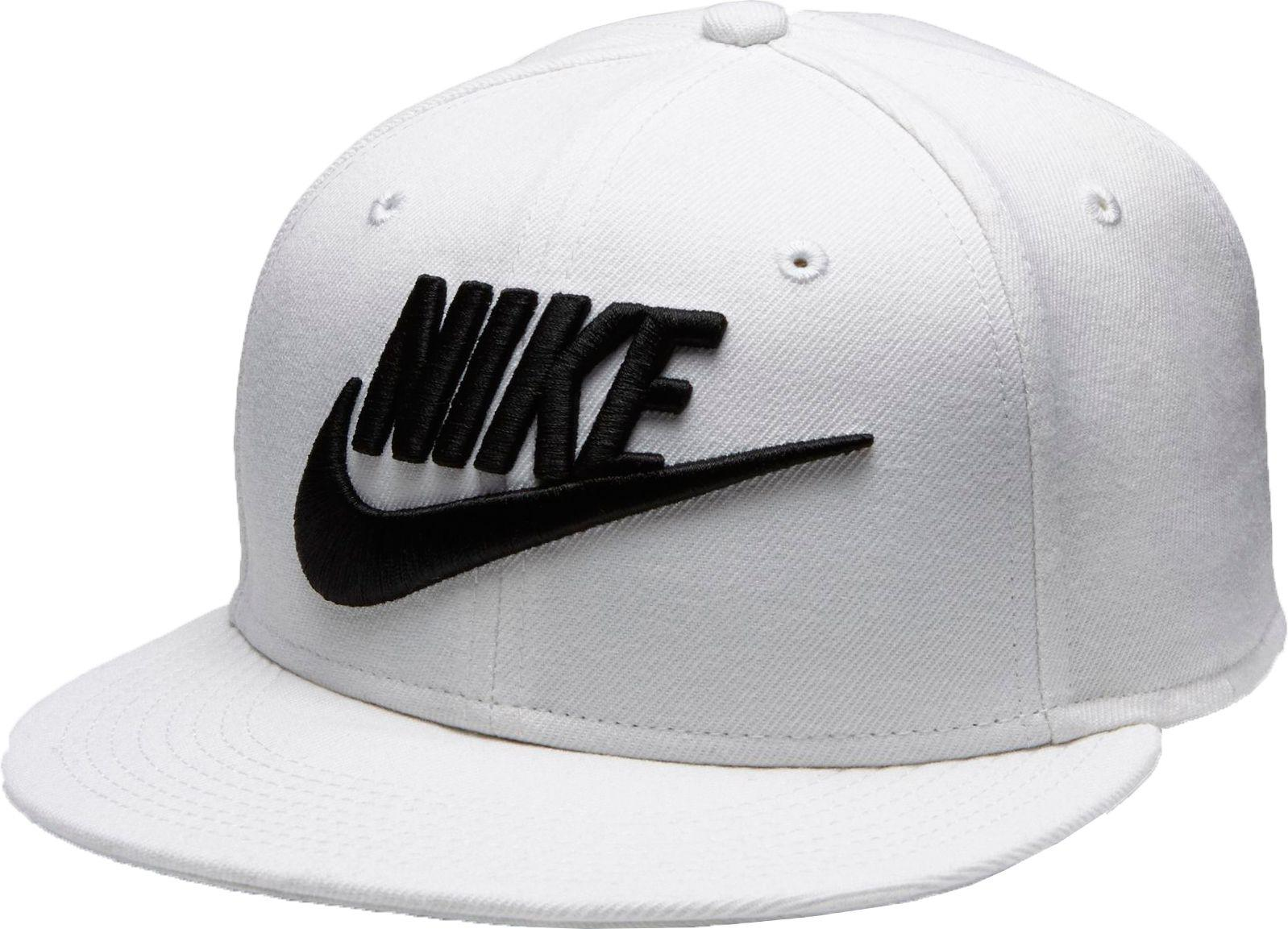 d76ad9d2 Lyst - Nike Futura True 2 Snapback Hat in White for Men