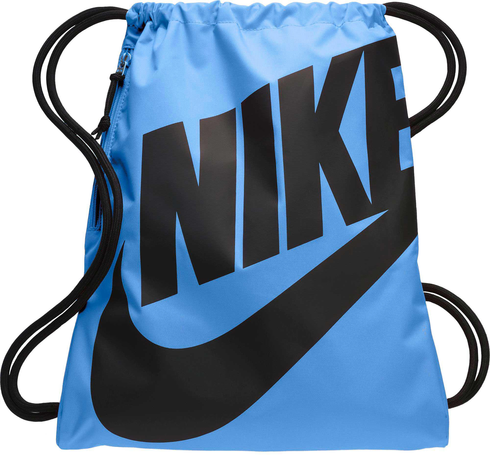buy popular 27e95 a0e97 Nike. Men s Blue Heritage Sack Pack