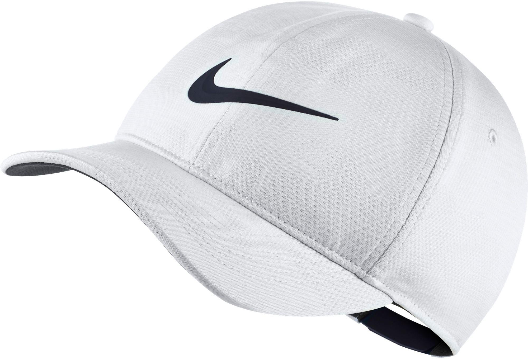 Lyst - Nike Aerobill Classic99 Golf Hat in White for Men 4dbc8ccf4f2