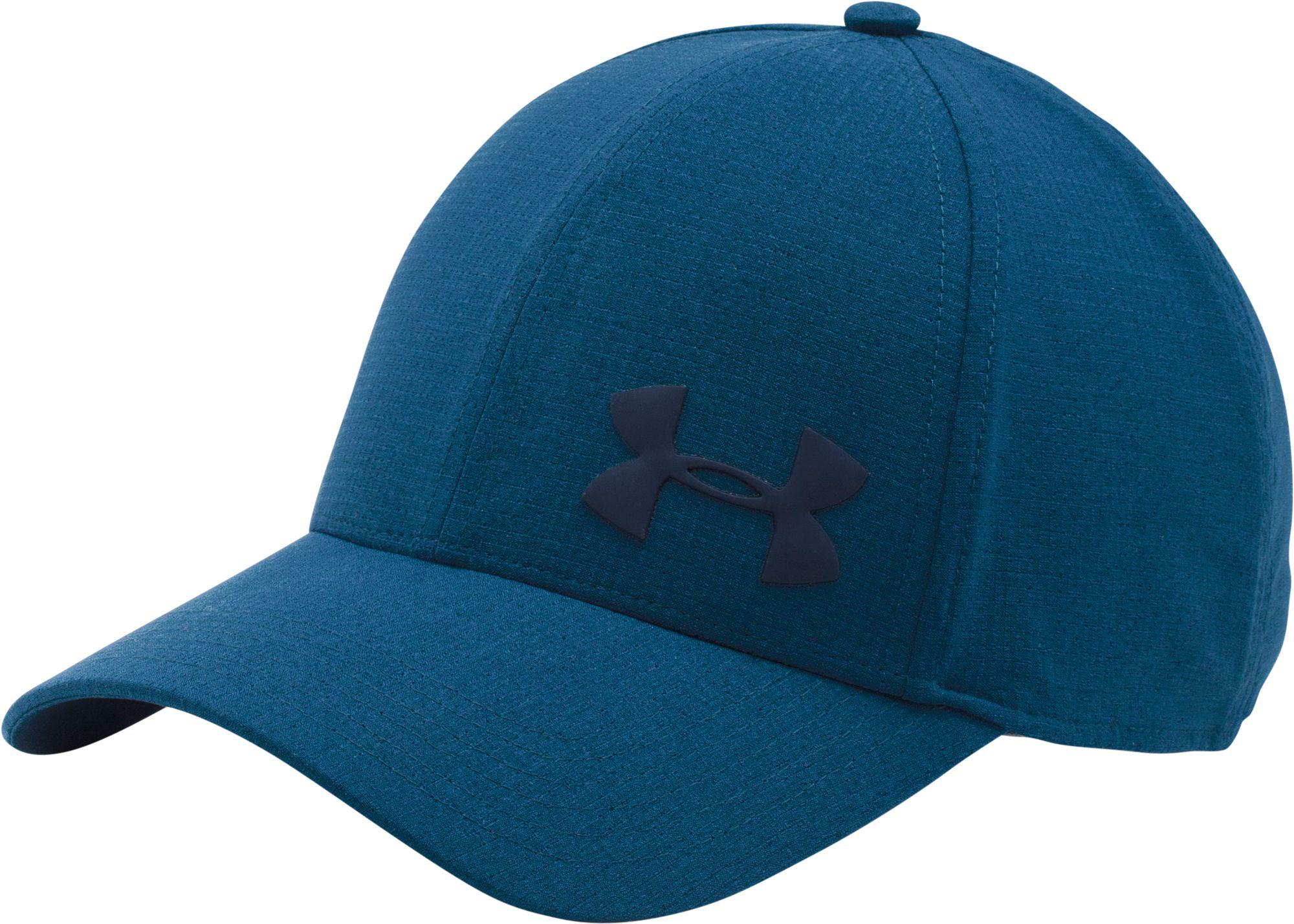 2a4cba057b10e Lyst - Under Armour Airvent Core Hat in Blue for Men