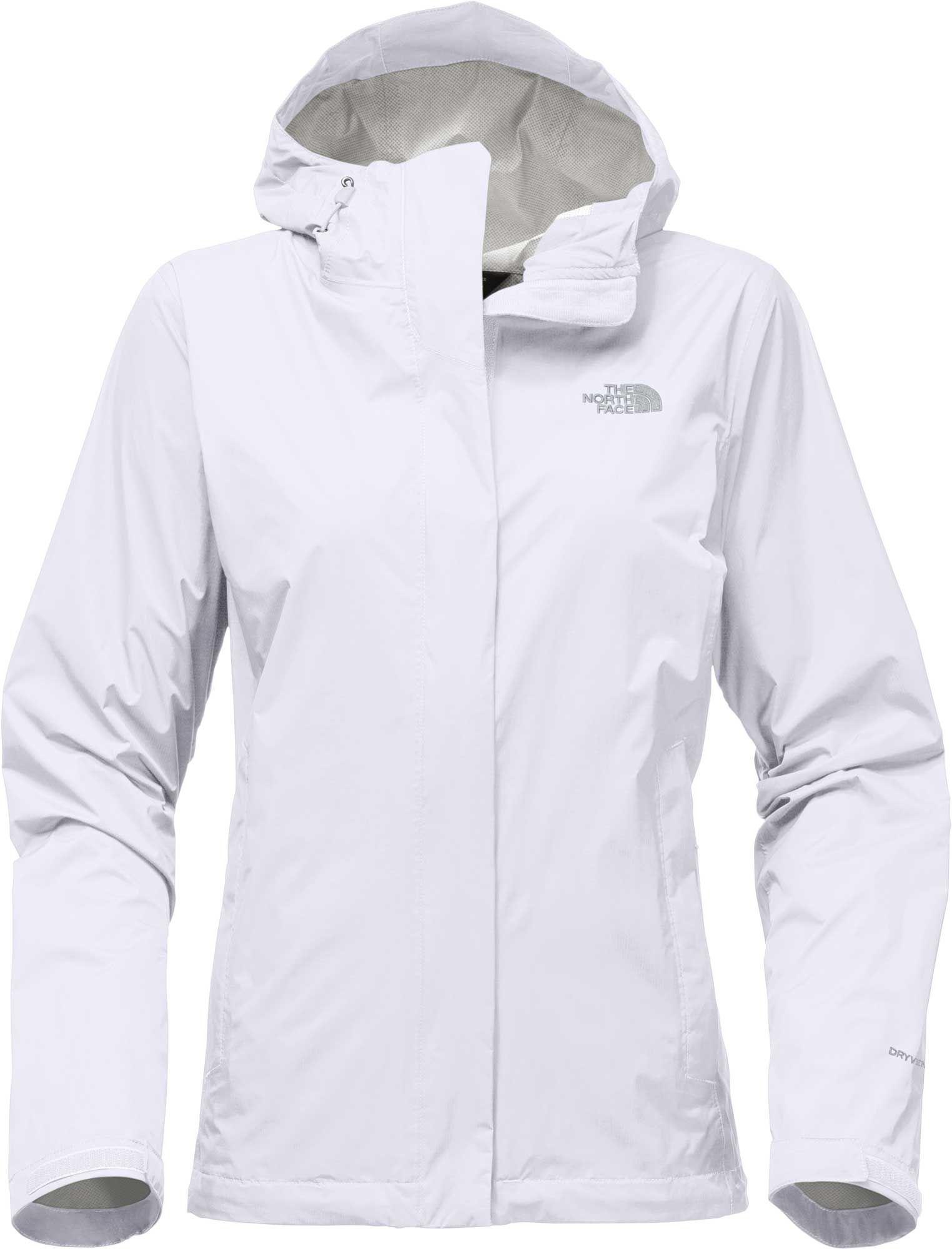 95317145ca75 Lyst - The North Face Venture 2 Jacket in White