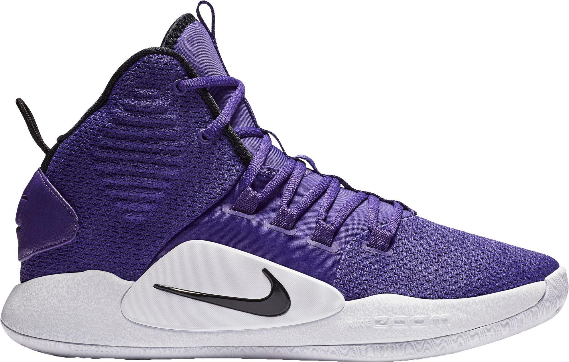 fdacfecff080 Lyst - Nike Hyperdunk X Mid Tb Basketball Shoes in Purple for Men
