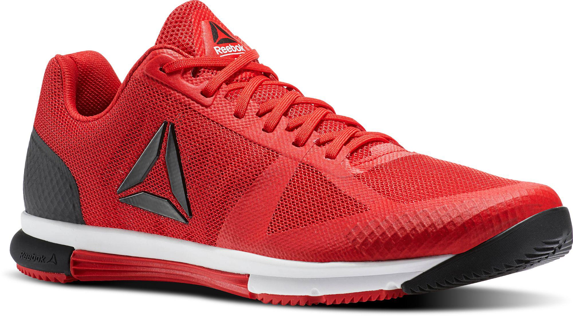 d9337645c811 Lyst - Reebok Crossfit Speed Tr 2.0 Training Shoes in Red for Men