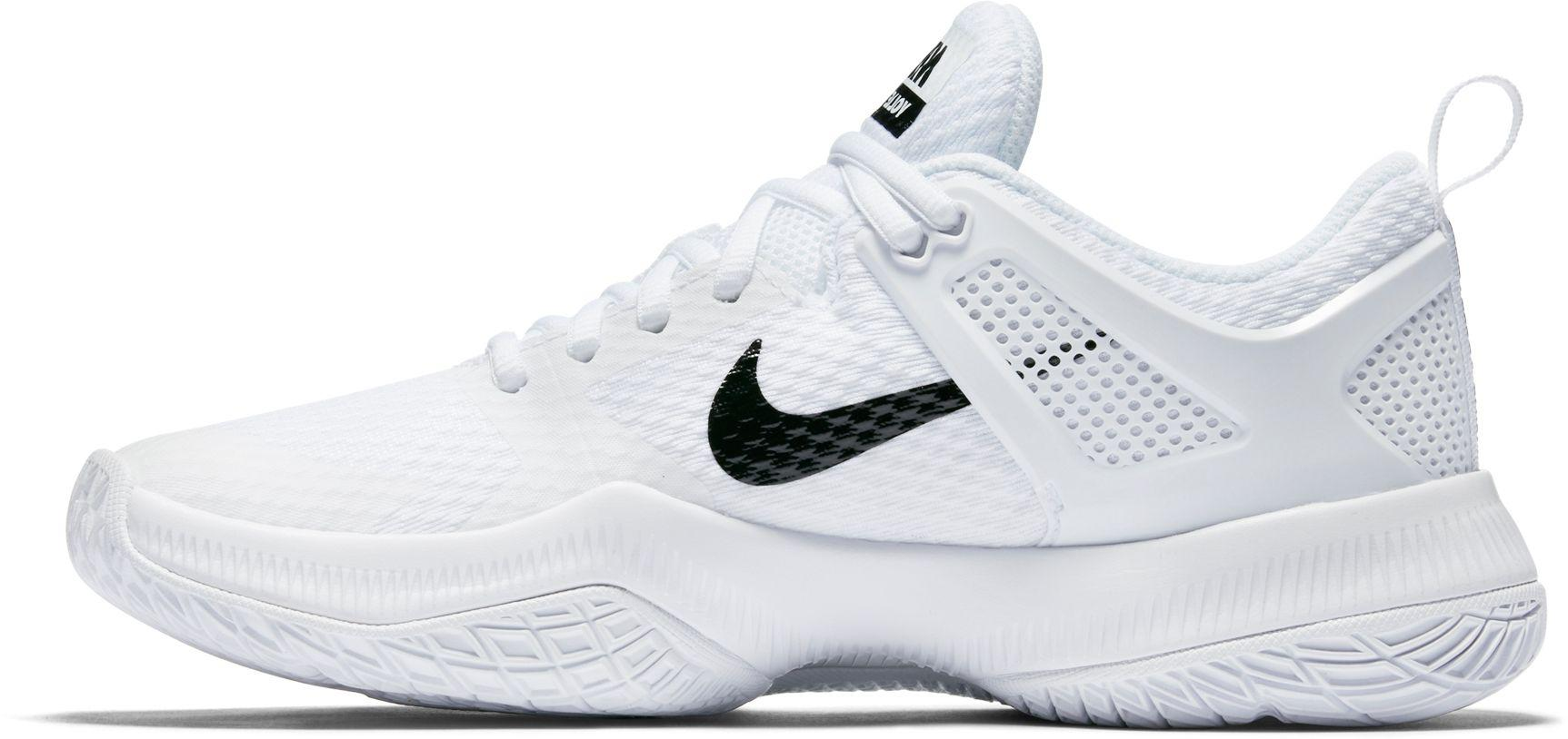 Lyst - Nike Air Zoom Hyperace Volleyball Shoes in White