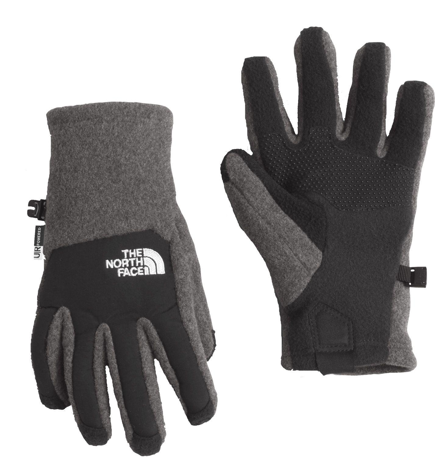 dd81689ee The North Face - Multicolor Youth Denali Etip Gloves for Men - Lyst