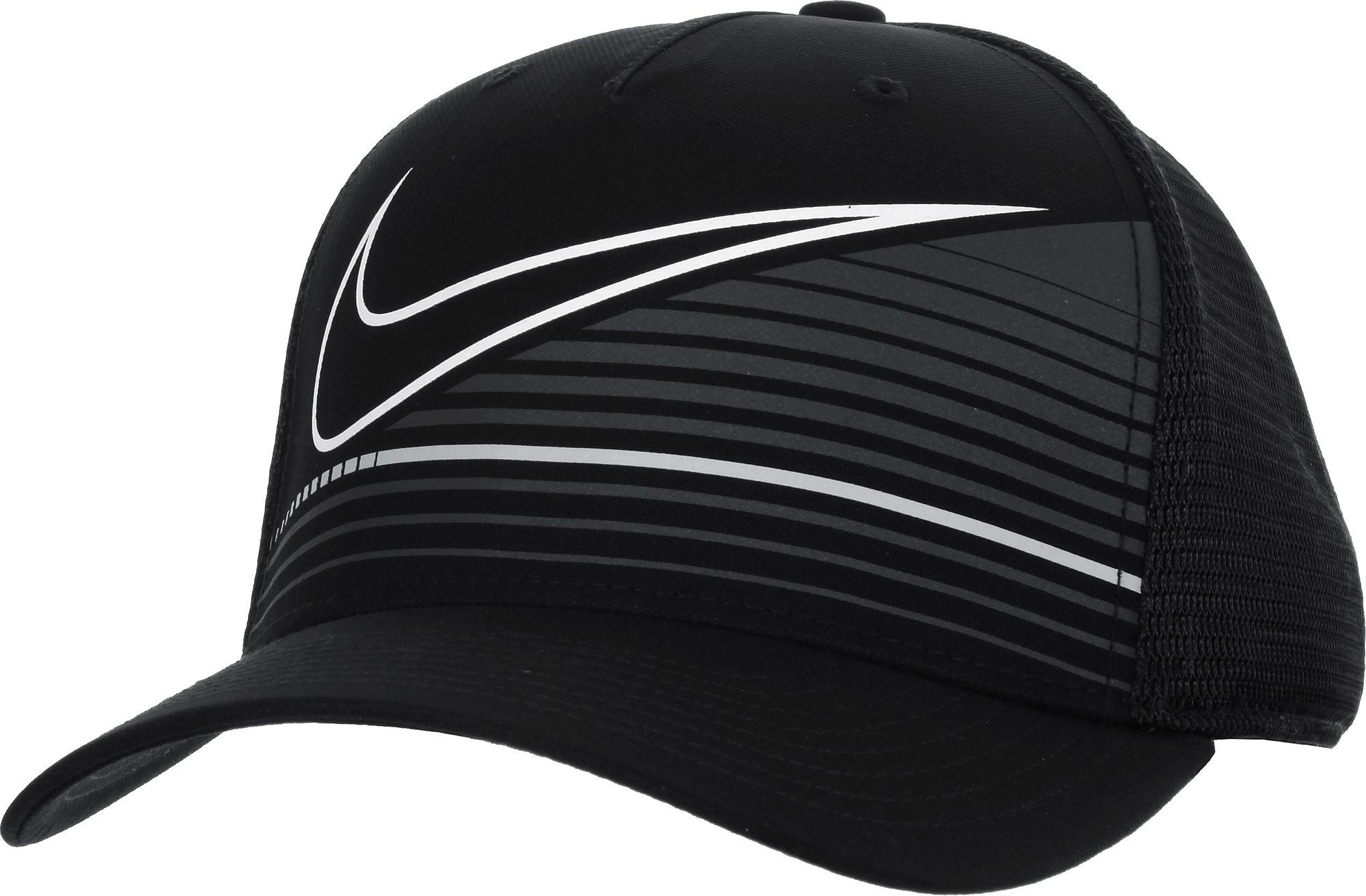 dfb4e32354bae Nike Classic99 Print Golf Hat in Black for Men - Lyst