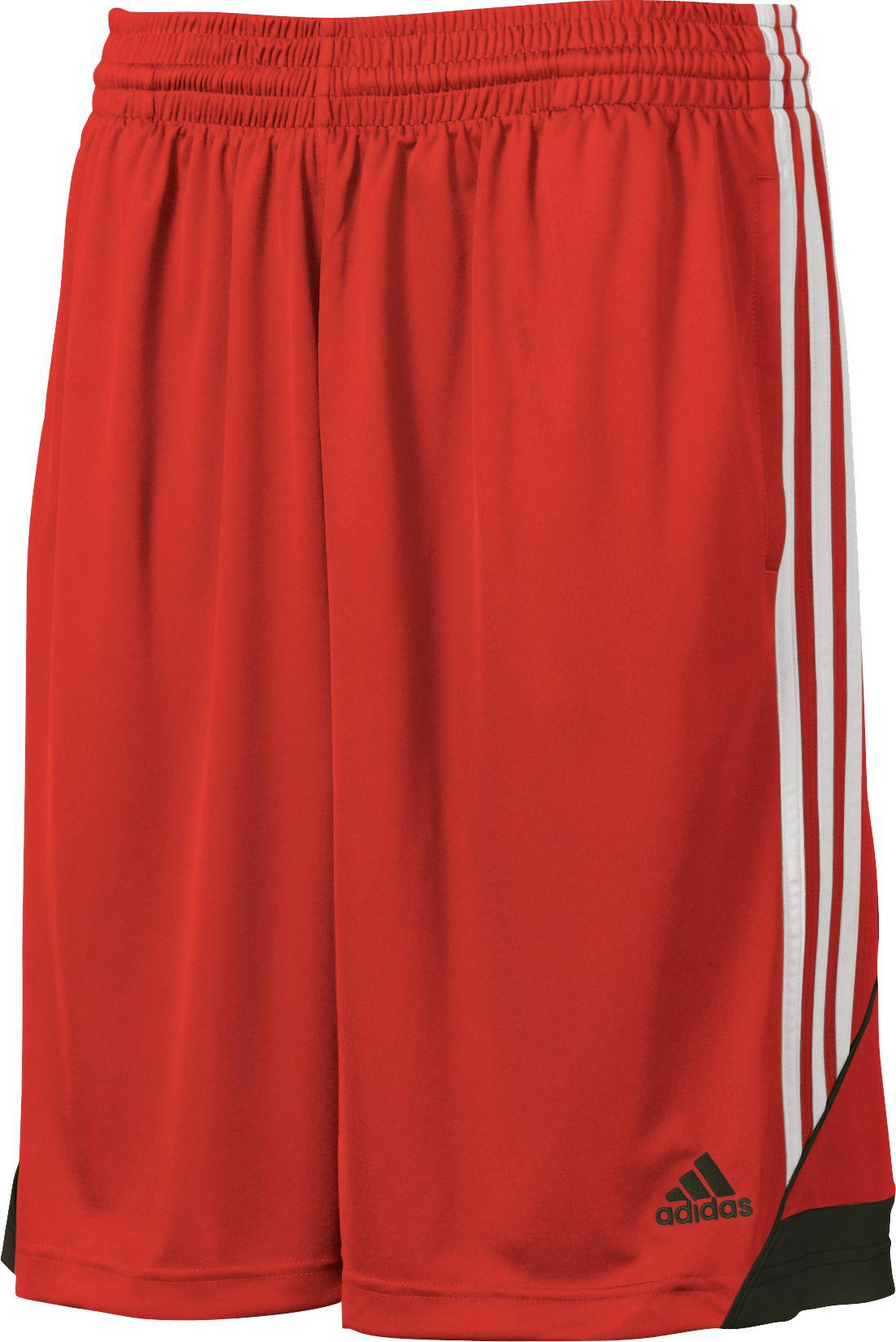 78411a49f adidas Originals 3g Speed Basketball Shorts in Red for Men - Lyst
