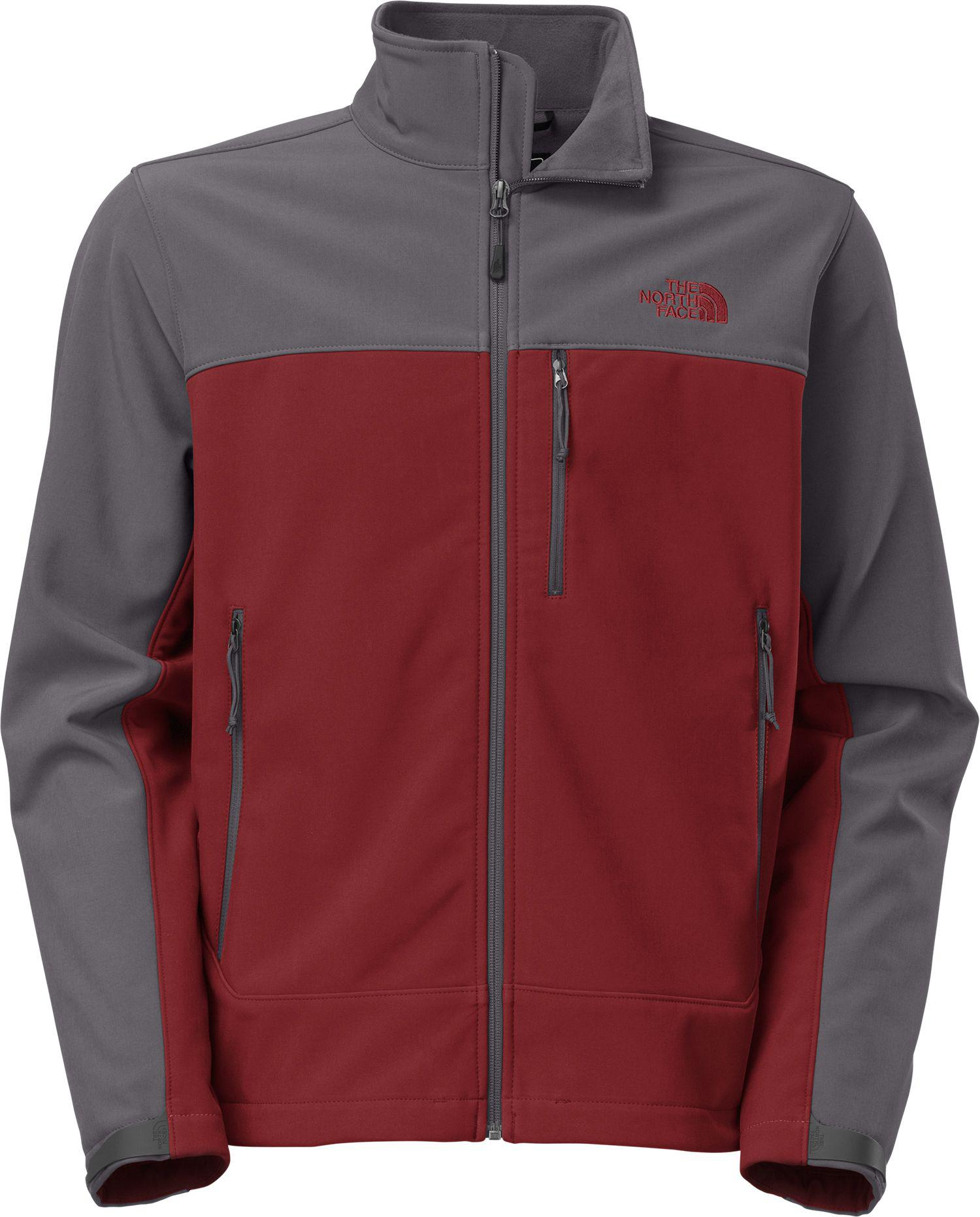 0d9f40ac5 The North Face - Red Apex Bionic Soft Shell Jacket for Men - Lyst