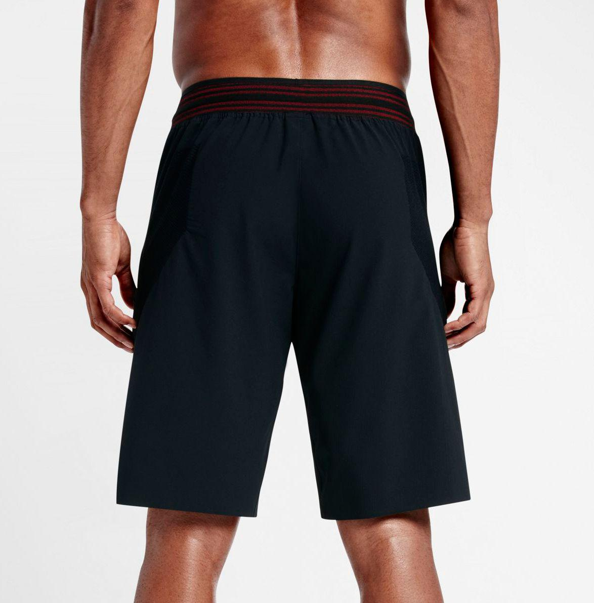 758fca547ad2 Lyst - Nike 23 Tech Flex Hyperweave Basketball Shorts in Black for Men