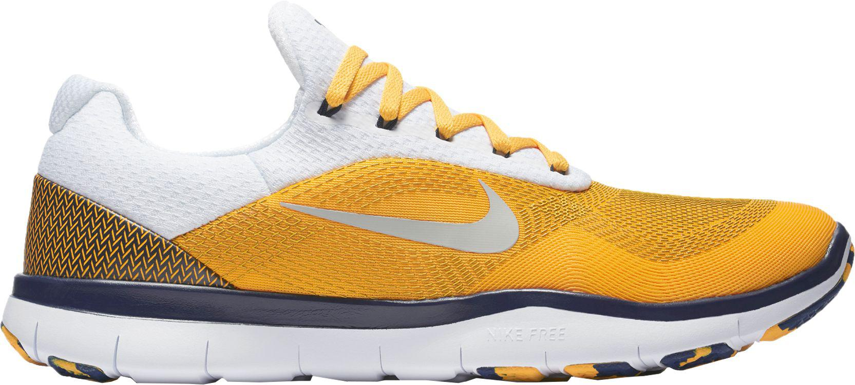 18a5401d77eb Lyst - Nike Free Trainer V7 Week Zero Wvu Edition Training Shoes in ...