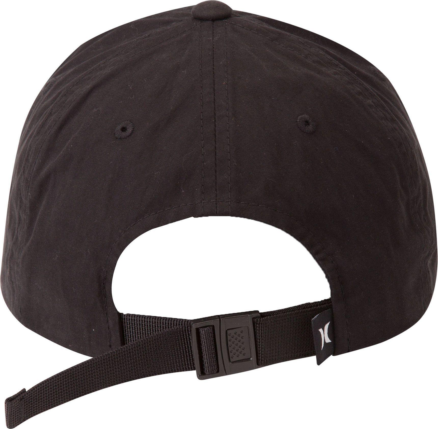 Lyst - Hurley Chiller Adjustable Hat in Black for Men 4cb324728e7