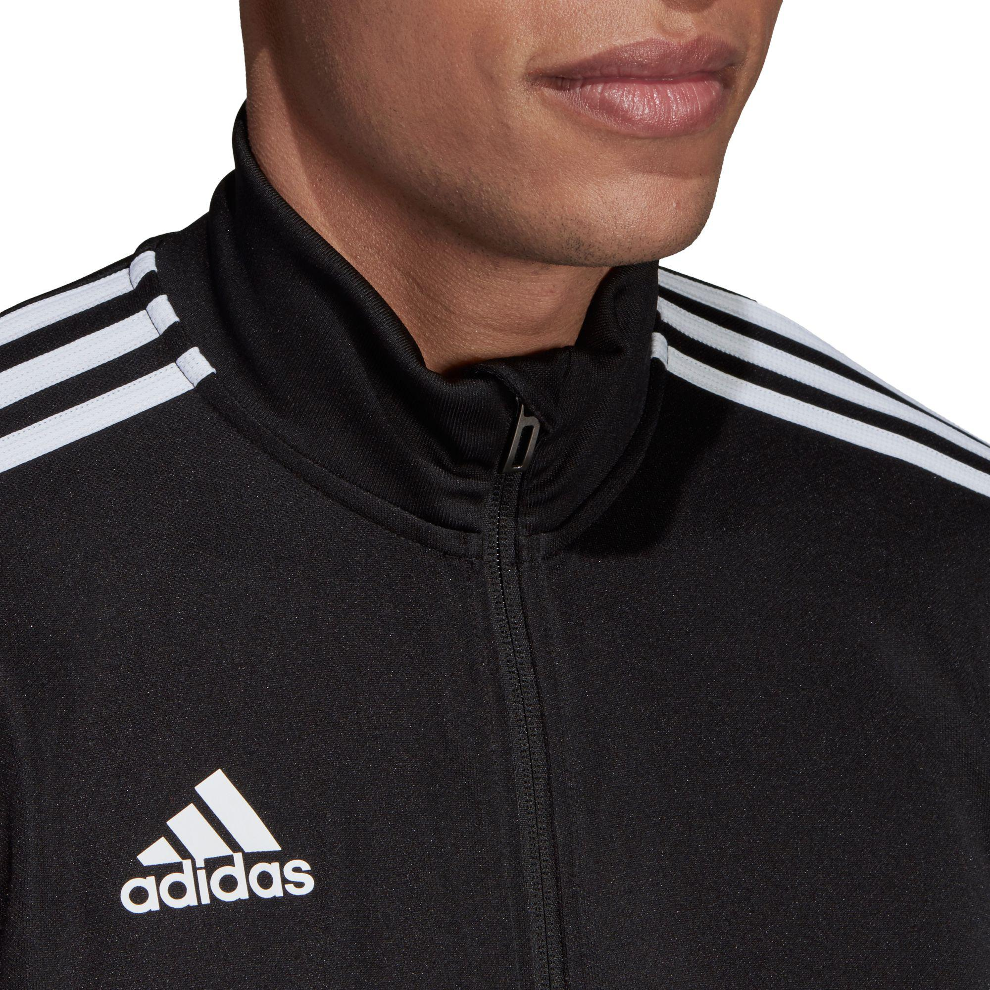 8ccaf6854d3 adidas Tiro 19 Soccer Training Jacket in Black for Men - Lyst