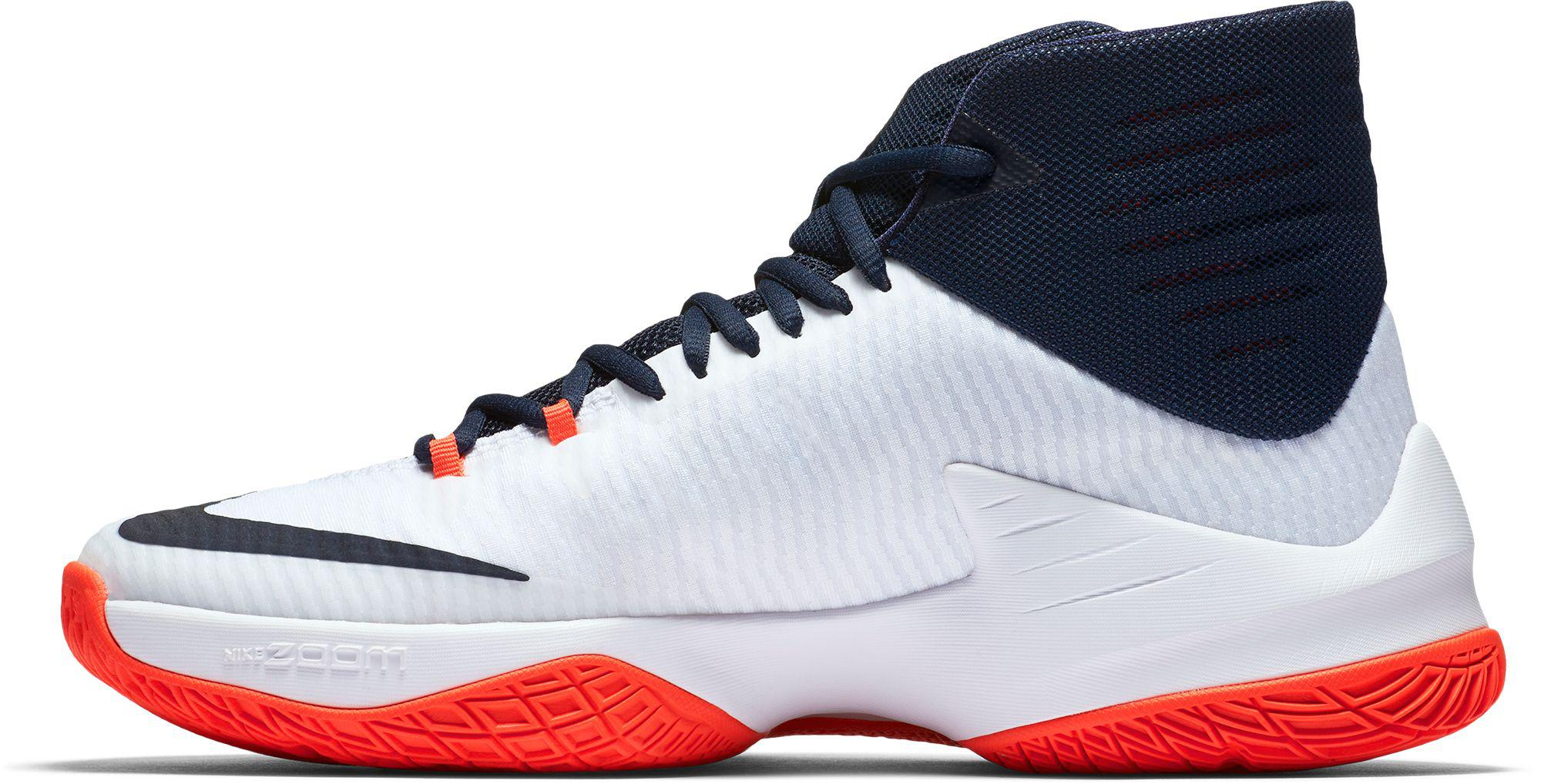new style b3927 22e03 nike-WhiteObsidian-Zoom-Clear-Out-Basketball-Shoes.jpeg