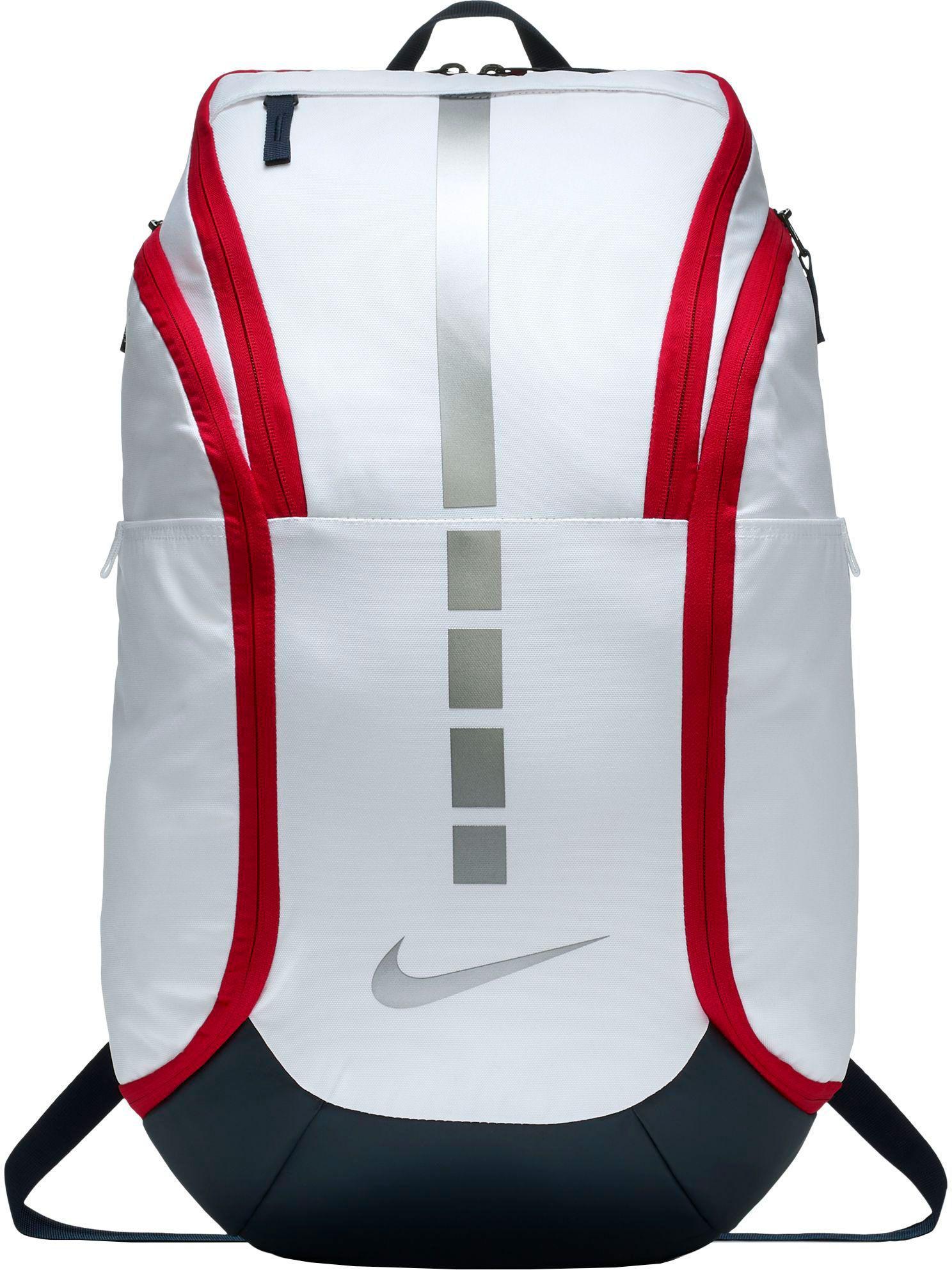 2306f5b813 Lyst - Nike Hoops Elite Pro Basketball Backpack in White for Men