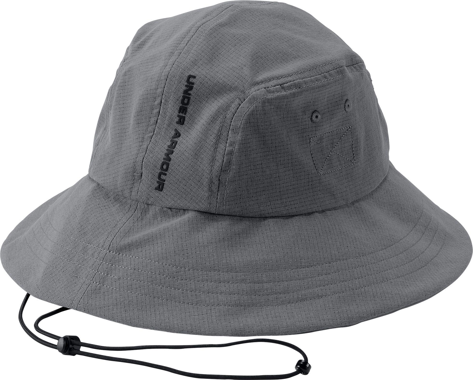acca6c72dd4 Lyst - Under Armour Armourvent Warrior 2.0 Bucket Hat in Black for Men