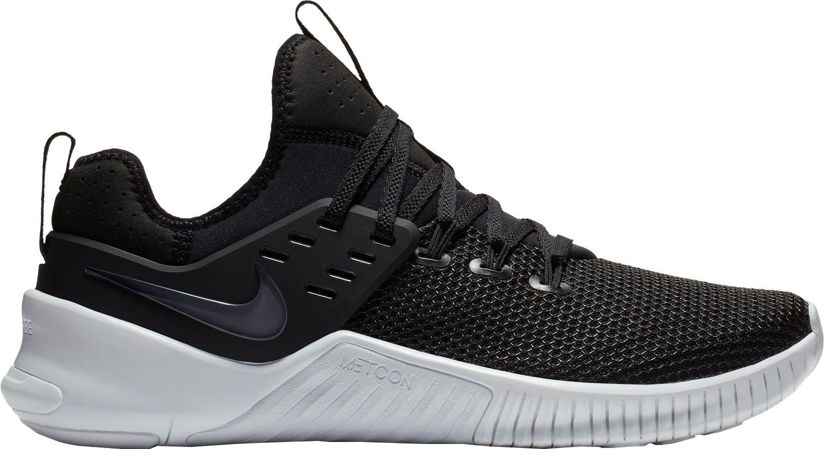 6eef83357fc Lyst - Nike Free X Metcon Training Shoes in Black for Men