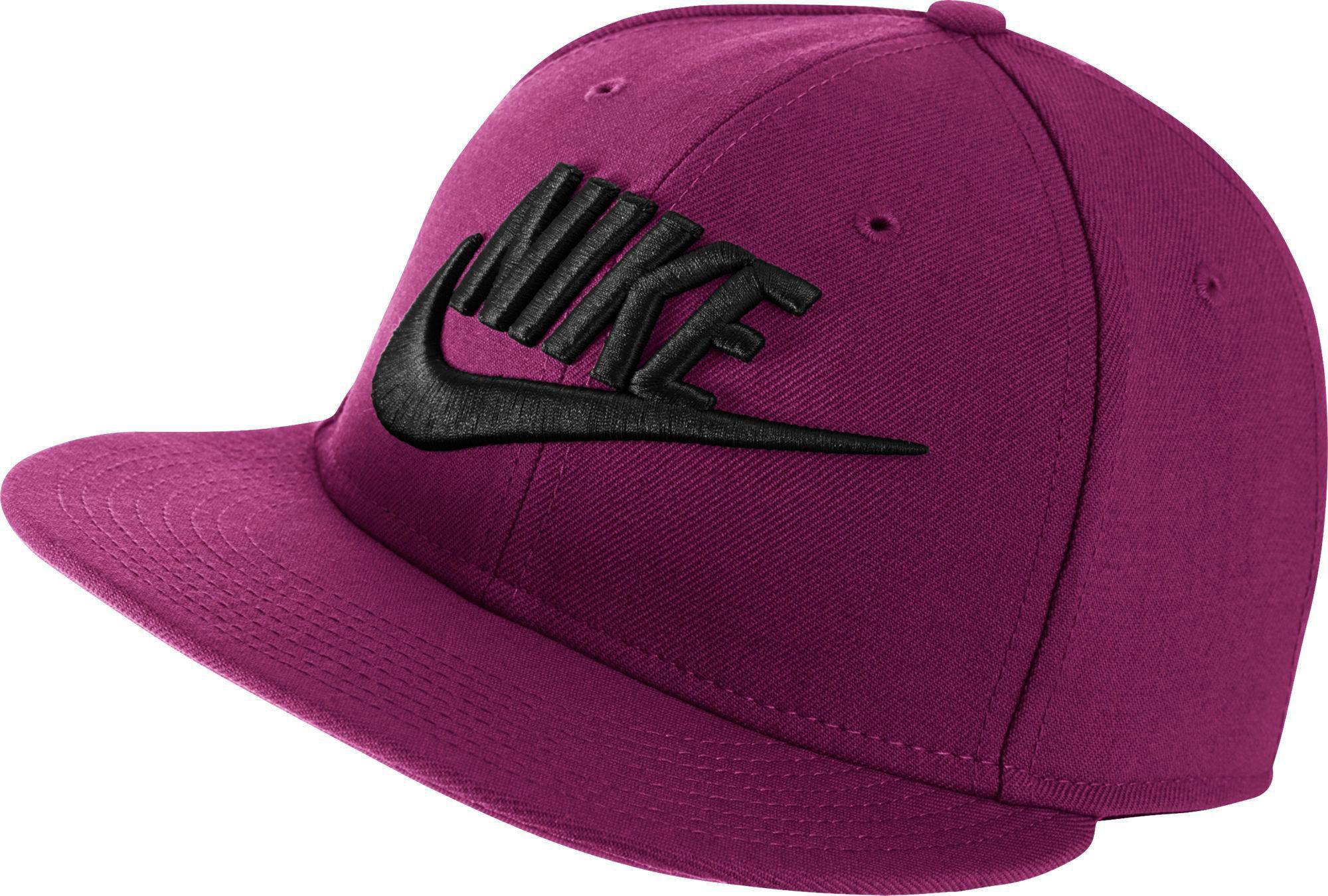 714d989a Nike Futura True 2 Snapback Hat in Purple for Men - Lyst