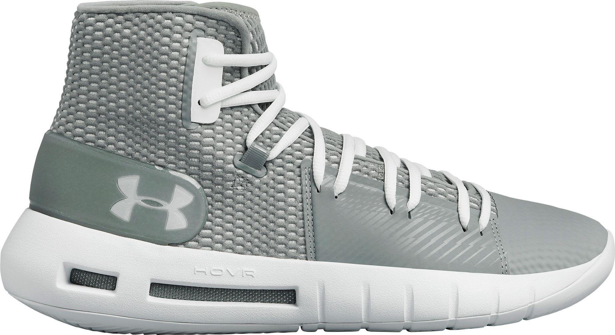 dfef711c5af Mens Under Armour Hovr Havoc Mid Basketball Shoes