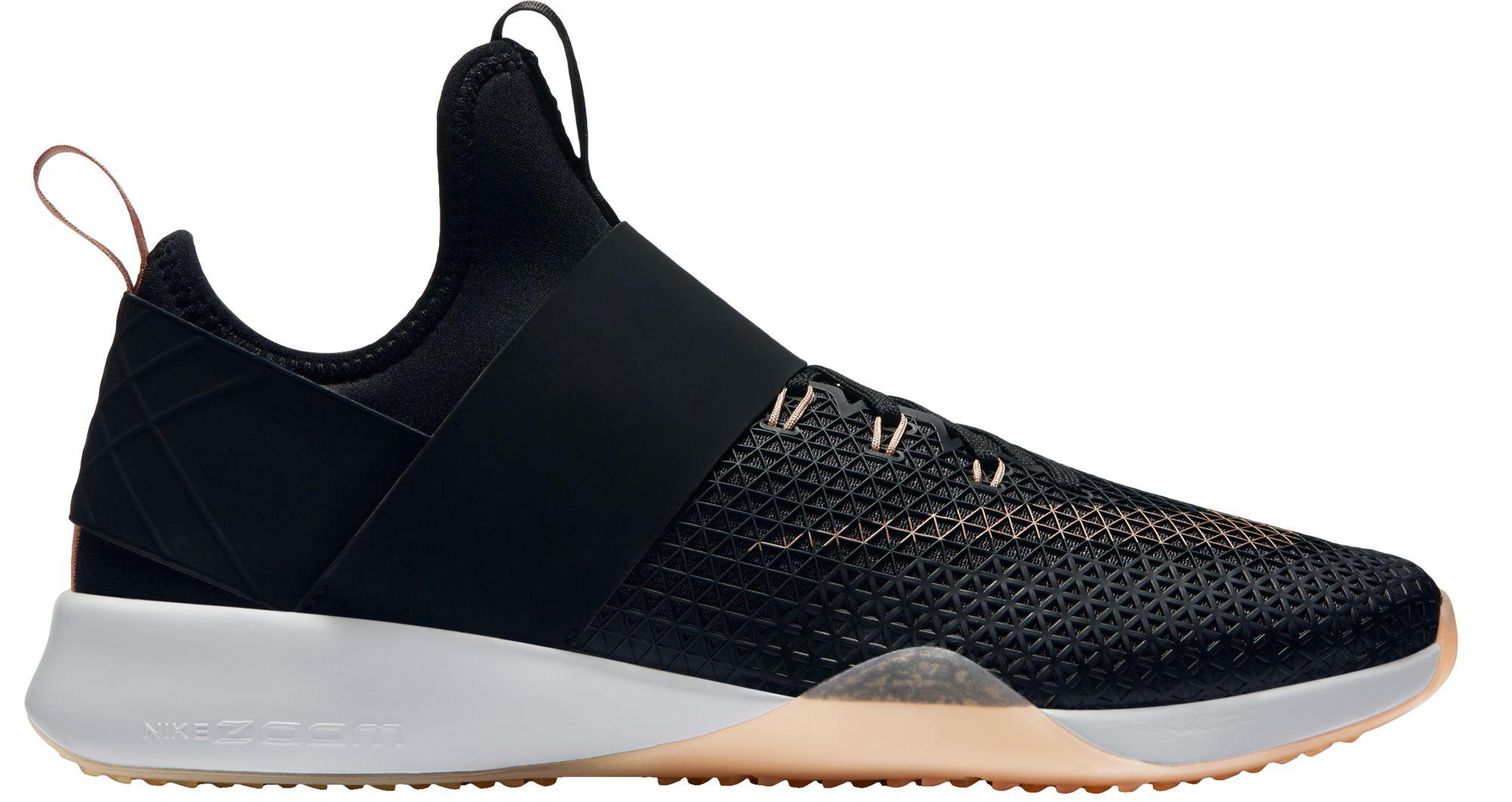 a669d629fdb98 Lyst - Nike Air Zoom Strong Training Shoes in Black for Men