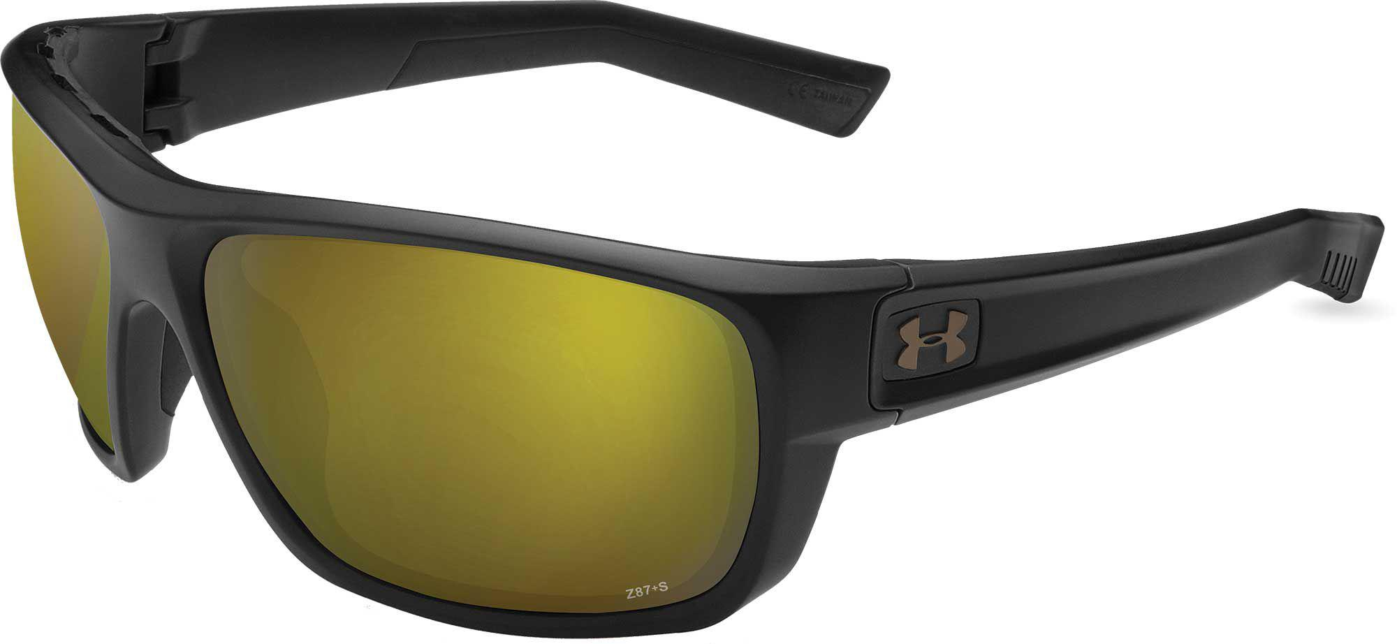 b120a23342 Under Armour - Black Launch Fishing Tuned Shoreline Polarized Sunglasses  for Men - Lyst
