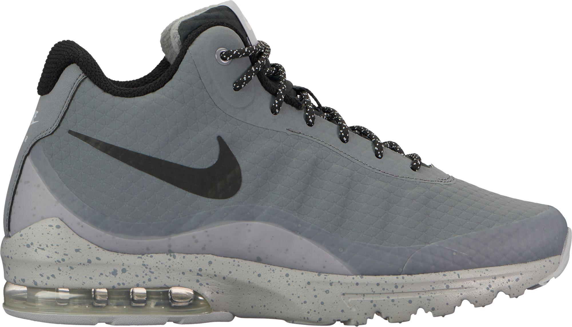 Lyst Nike Air Max Invigor Mid Shoes in Gray for Men