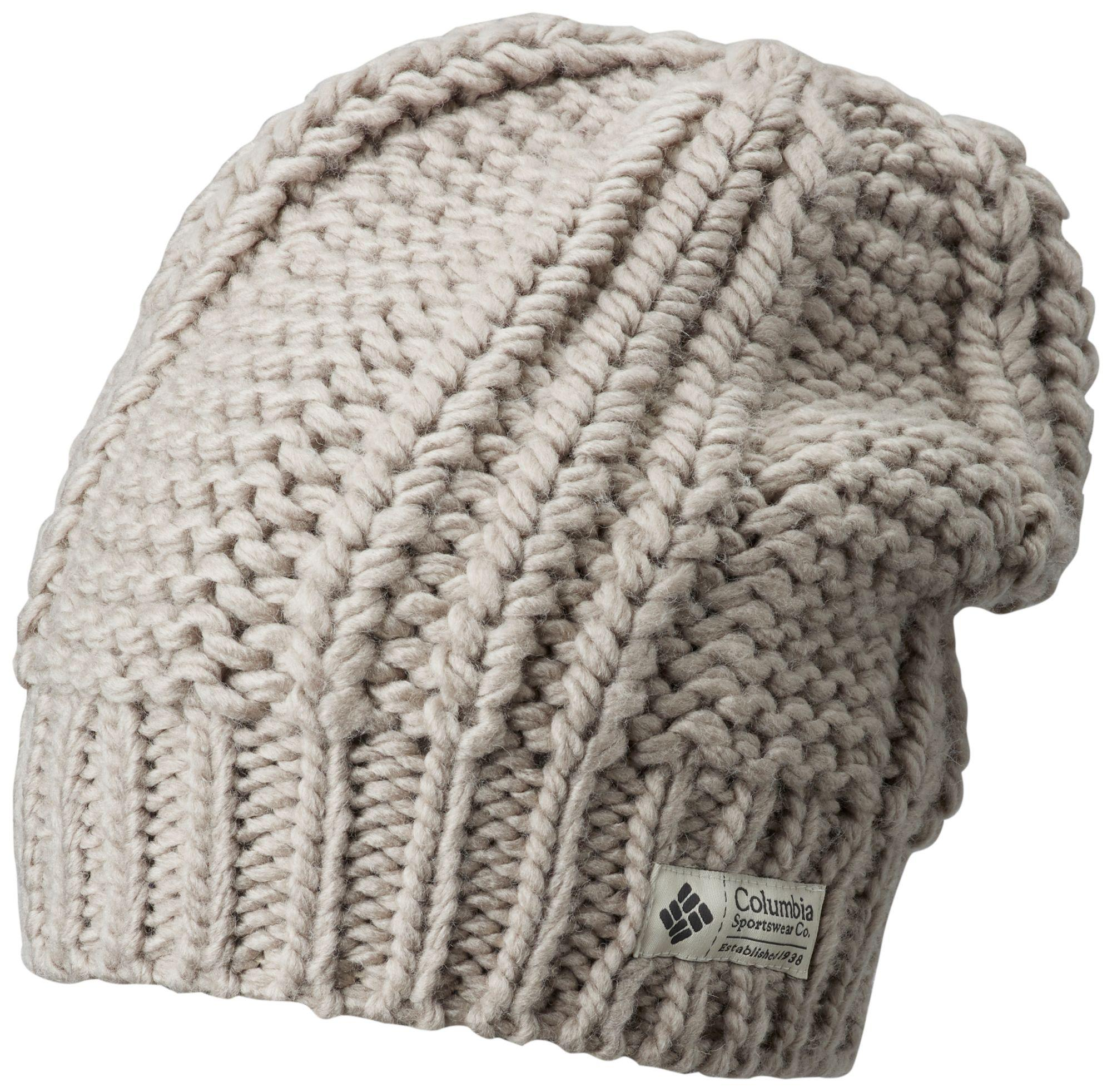 4aaa32987 Lyst - Columbia Hideaway Haven Slouchy Beanie in Gray