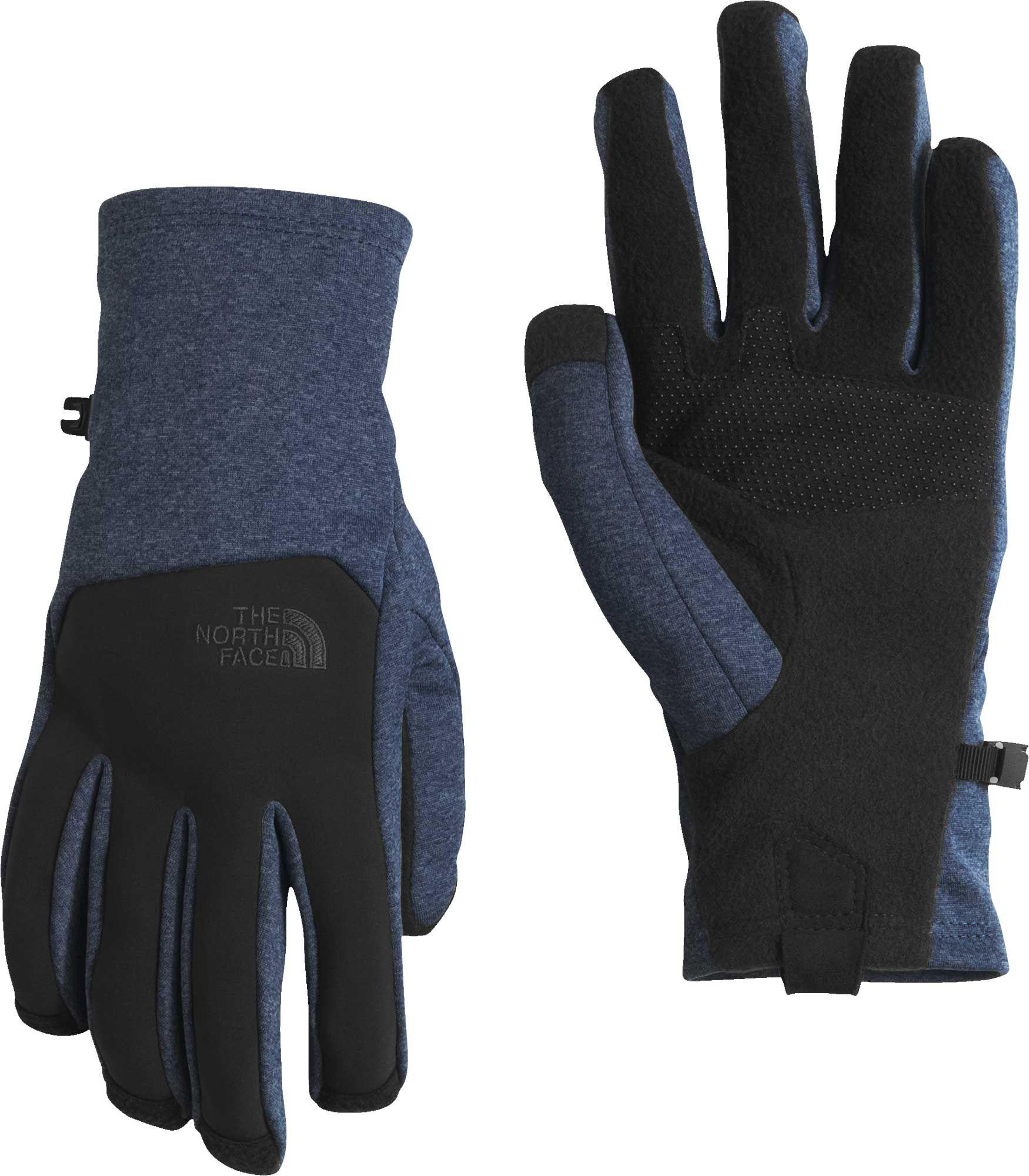 479e54b5c The North Face - Blue Canyonwall Etip Gloves for Men - Lyst