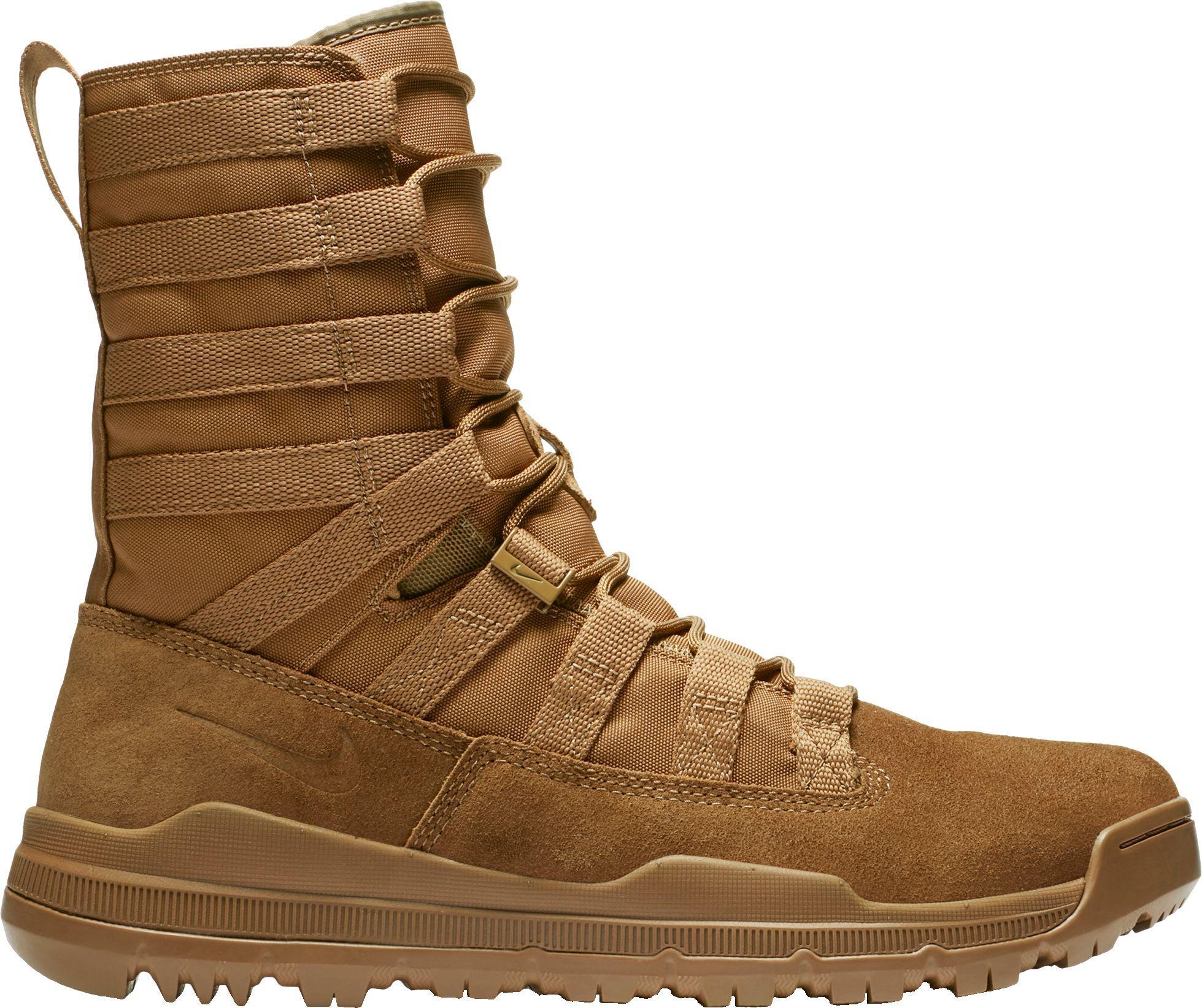 newest bdea9 ead32 Nike. Brown Sfb Field 8
