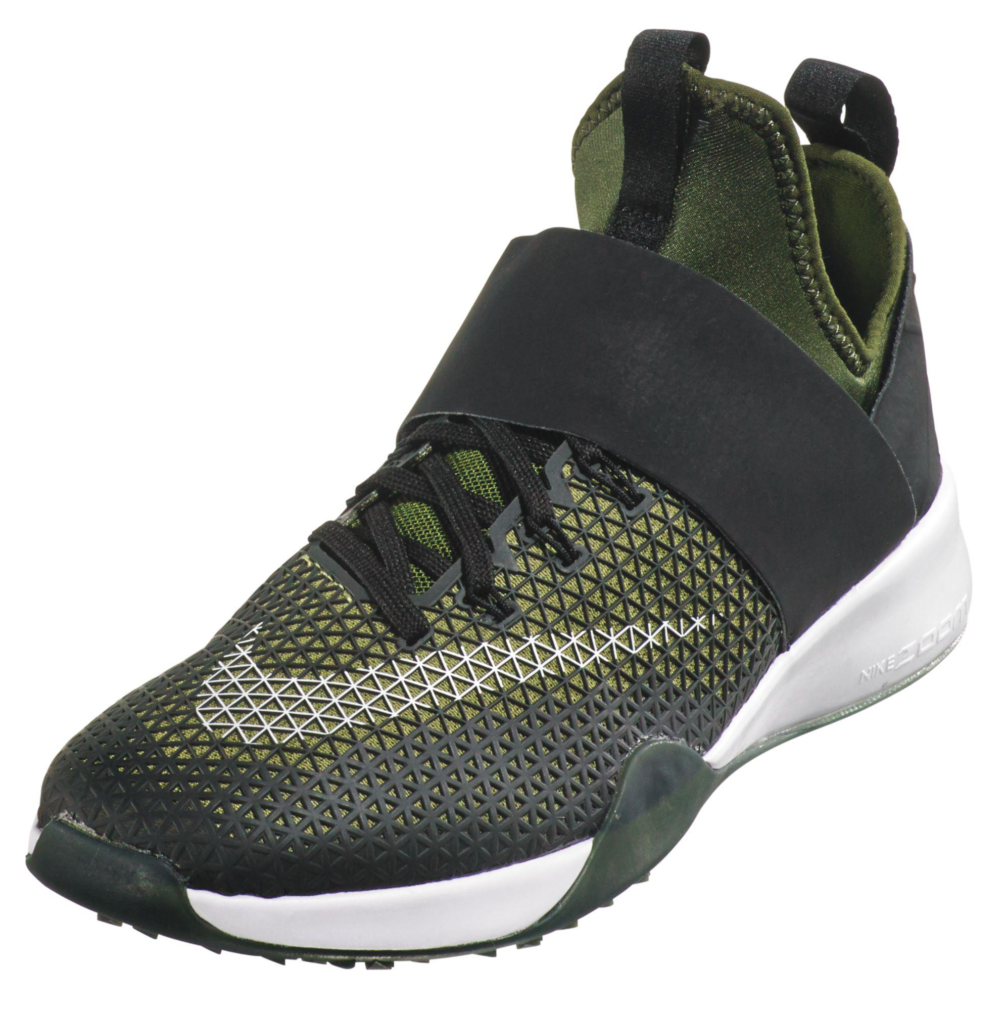 149bb487496f Lyst - Nike Air Zoom Strong Training Shoes in Green for Men