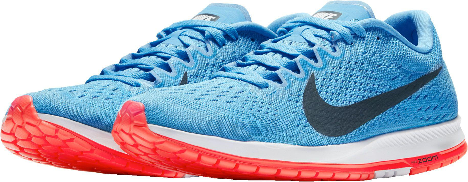 fb35c5ab501a4 Lyst - Nike Zoom Streak 6 Track And Field Shoes in Blue for Men